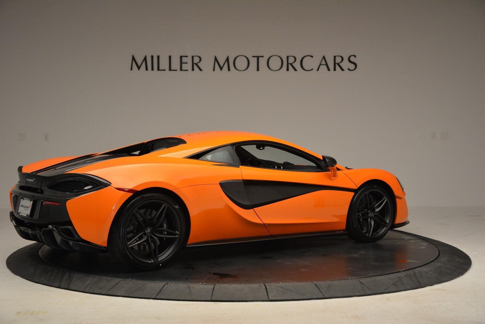 Used 2016 McLaren 570S  For Sale In Westport, CT 512_p8