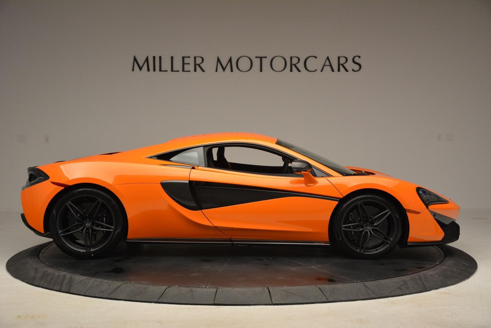 Used 2016 McLaren 570S  For Sale In Westport, CT 512_p9