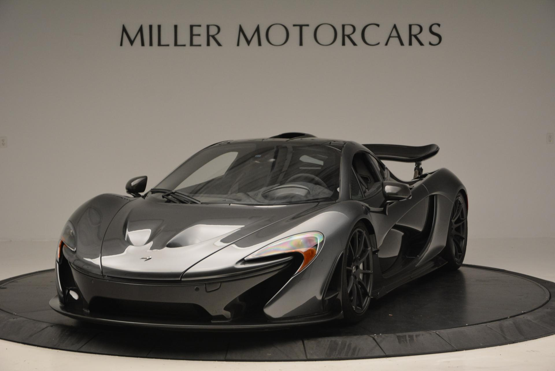 Used 2014 McLaren P1 Coupe For Sale In Westport, CT
