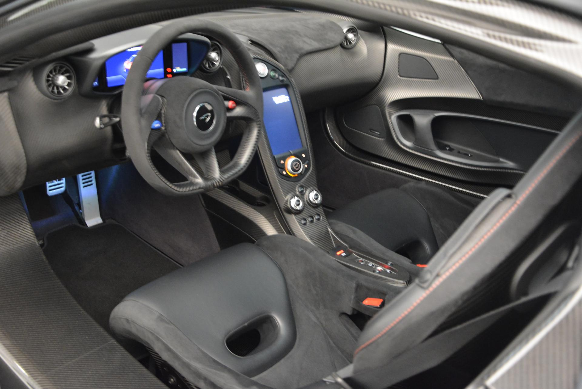 Used 2014 McLaren P1 Coupe For Sale In Westport, CT 513_p16