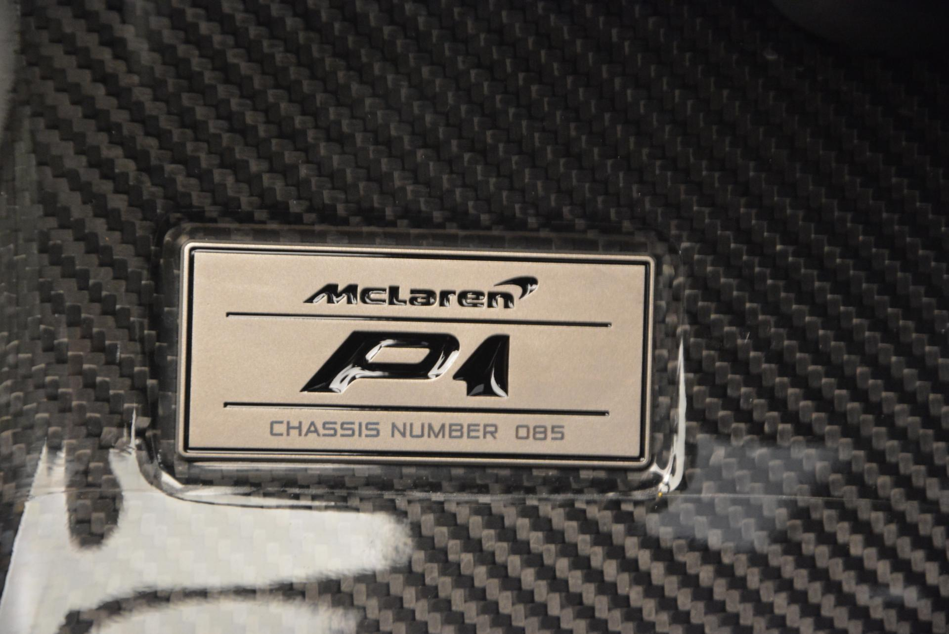 Used 2014 McLaren P1 Coupe For Sale In Westport, CT 513_p19