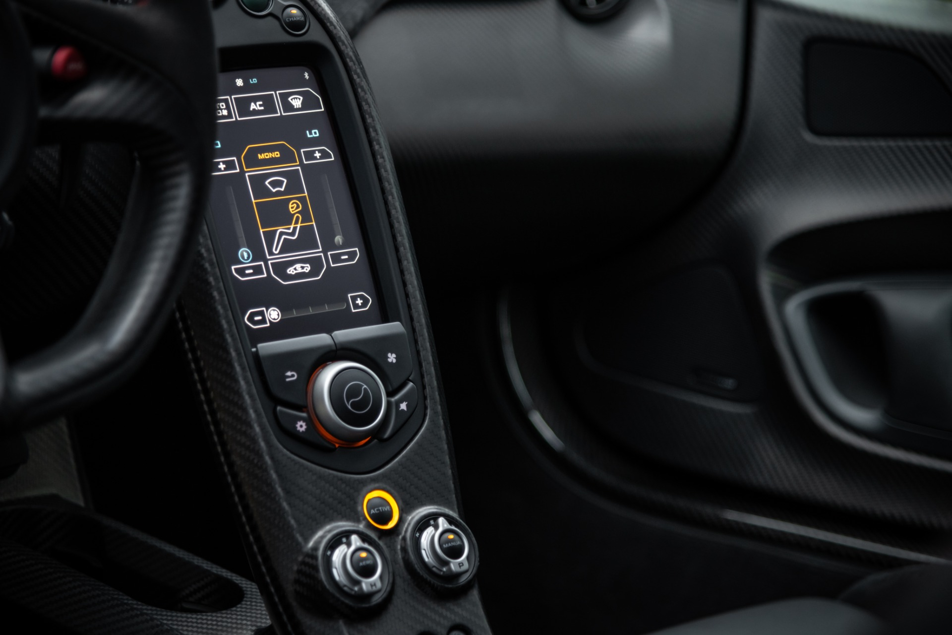 Used 2014 McLaren P1 Coupe For Sale In Westport, CT 513_p27