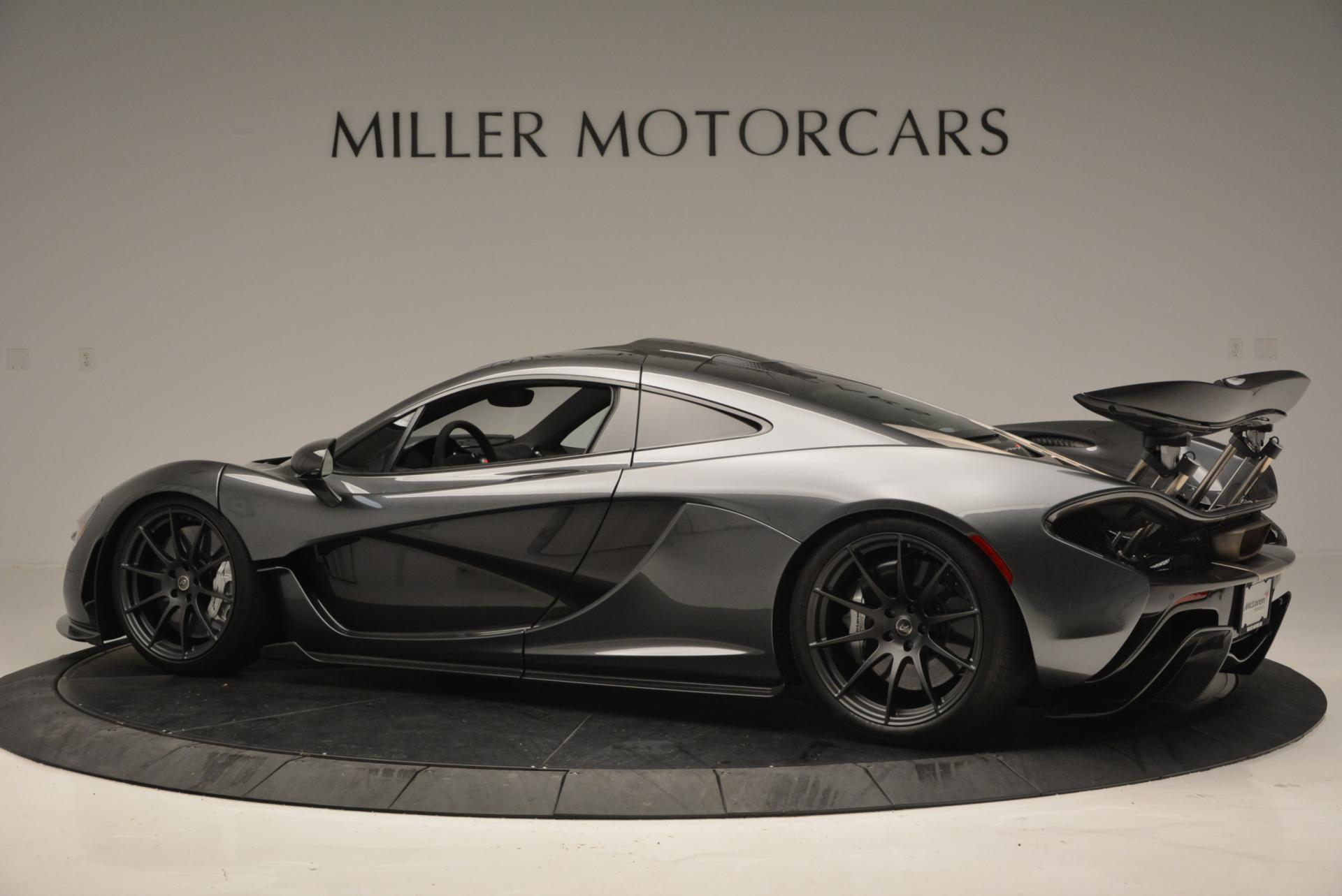 Used 2014 McLaren P1 Coupe For Sale In Westport, CT 513_p4