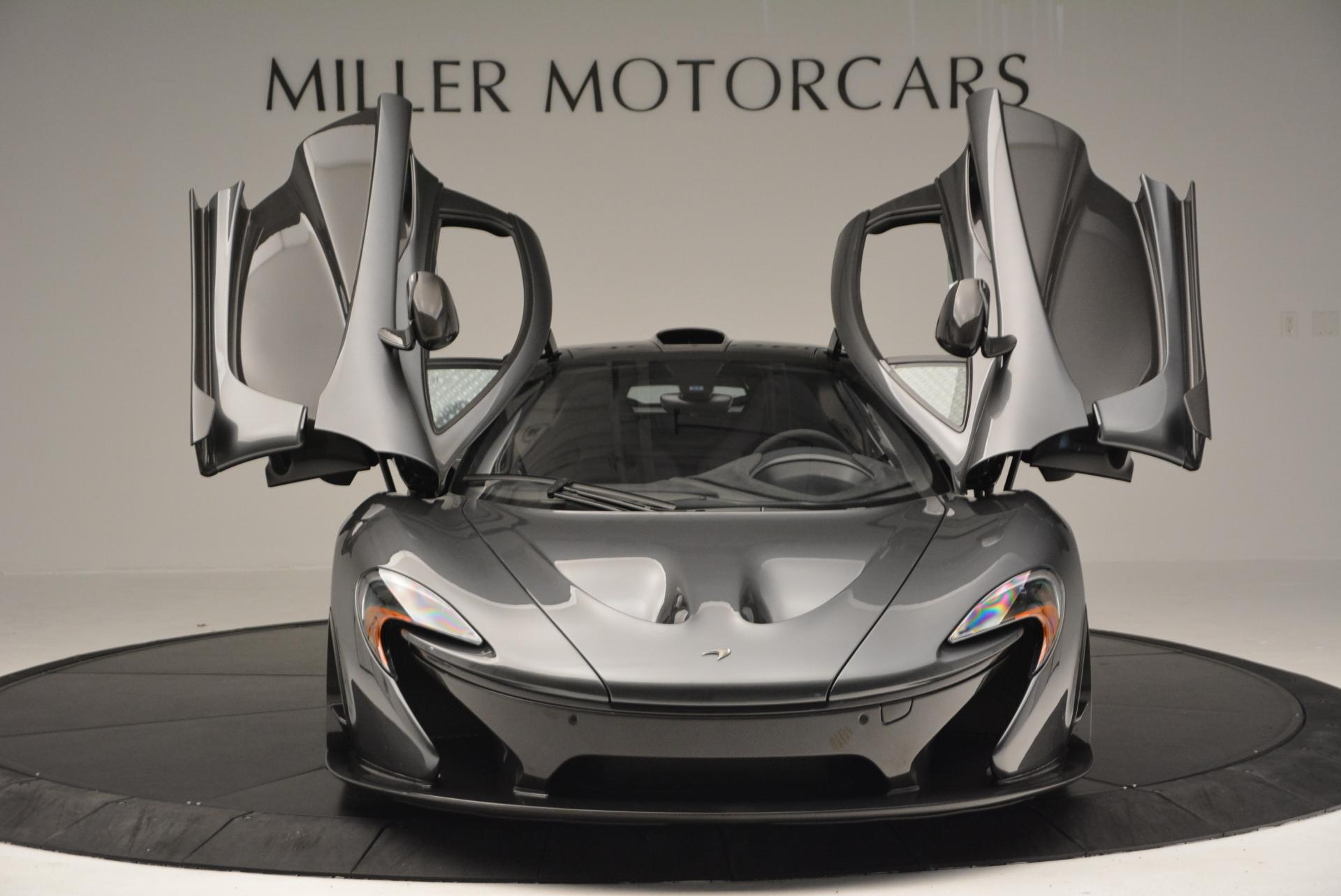 Used 2014 McLaren P1 Coupe For Sale In Westport, CT 513_p6