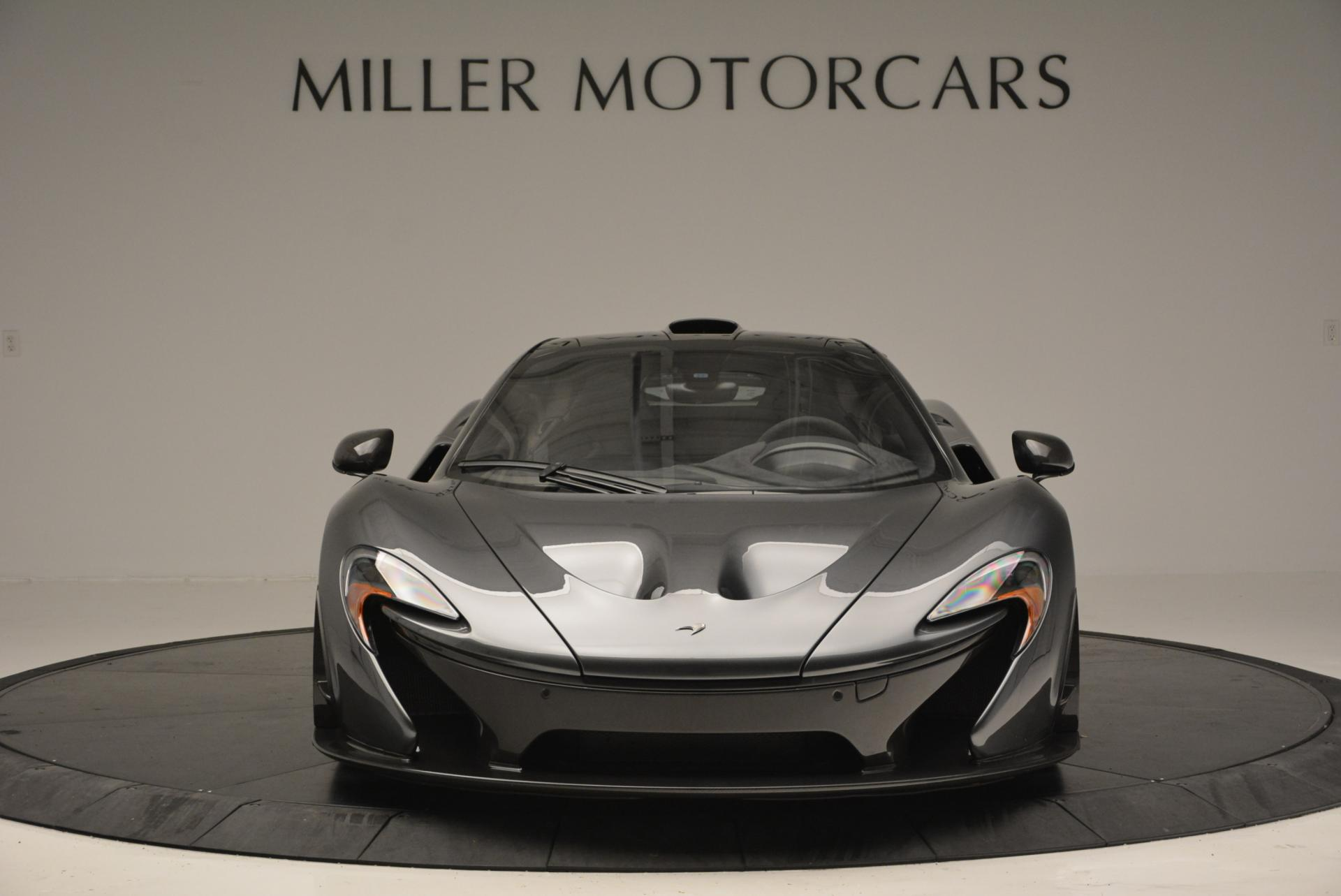 Used 2014 McLaren P1 Coupe For Sale In Westport, CT 513_p7