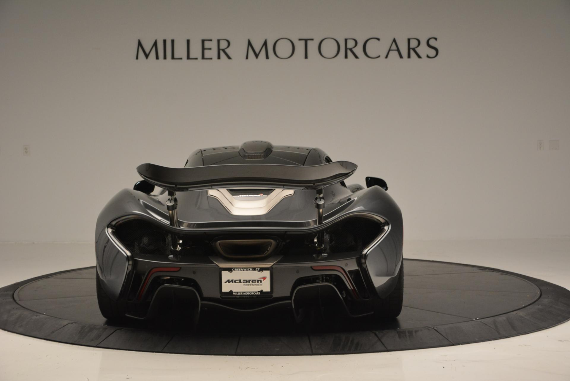 Used 2014 McLaren P1 Coupe For Sale In Westport, CT 513_p9