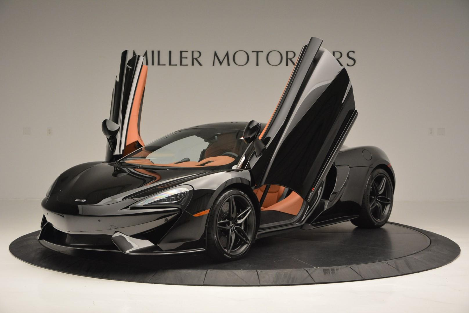 Used 2016 McLaren 570S  For Sale In Westport, CT 514_p13