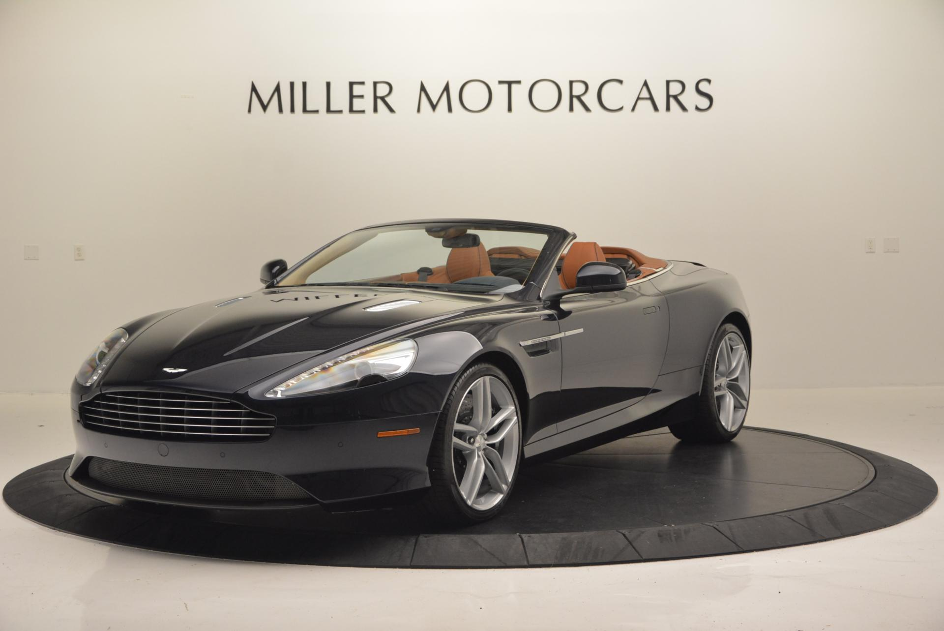 used 2014 aston martin db9 volante westport ct. Black Bedroom Furniture Sets. Home Design Ideas
