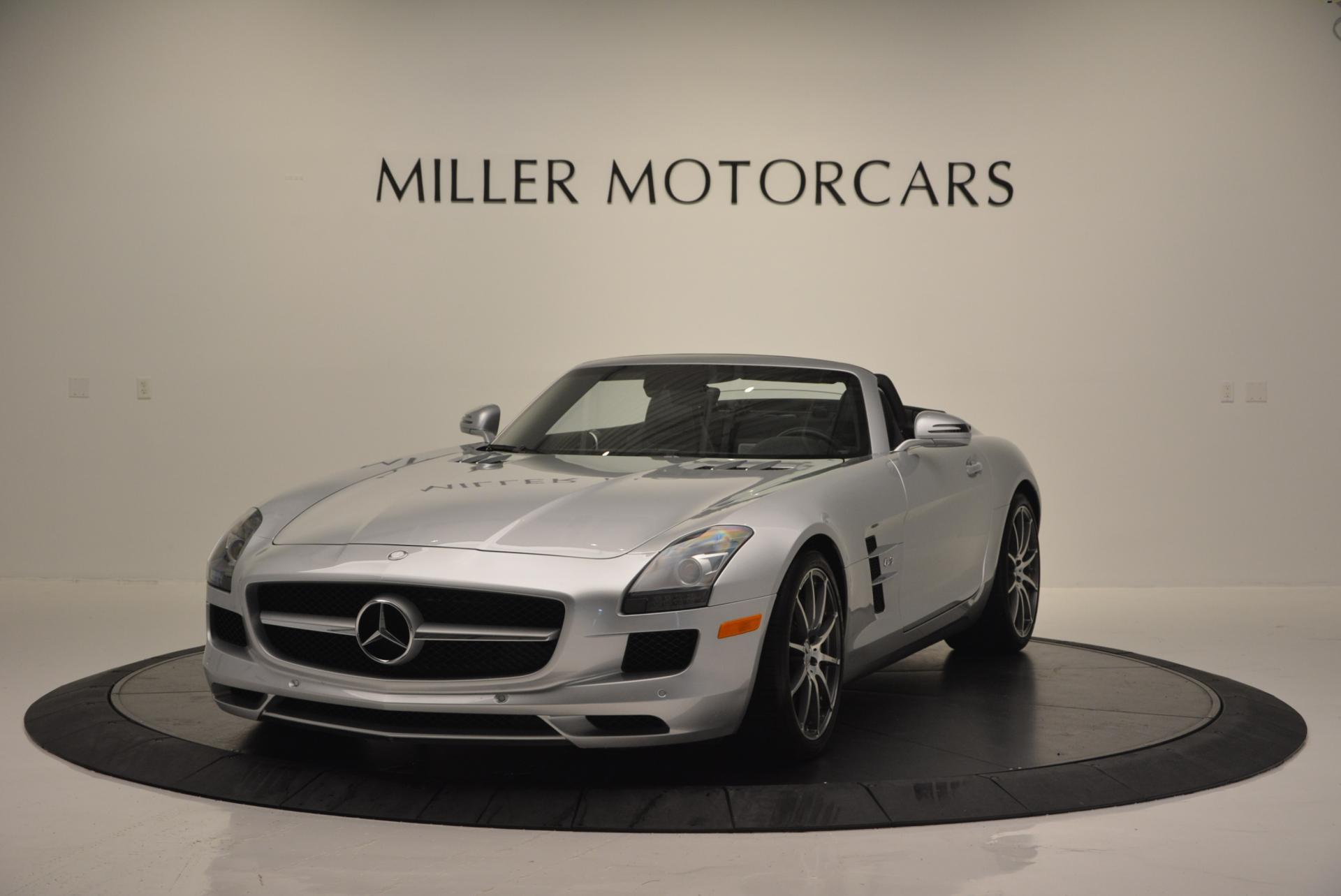 Used 2012 Mercedes Benz SLS AMG  For Sale In Westport, CT 517_main