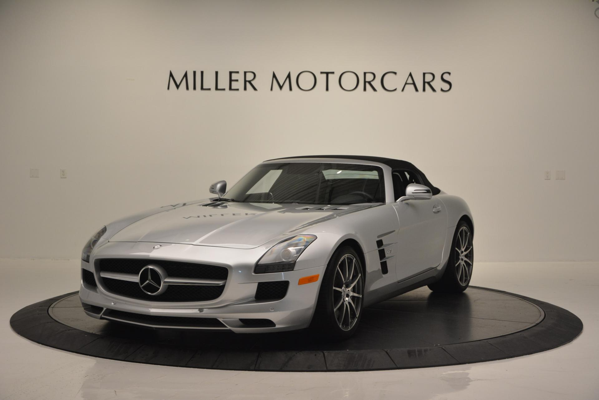 Used 2012 Mercedes Benz SLS AMG  For Sale In Westport, CT 517_p13