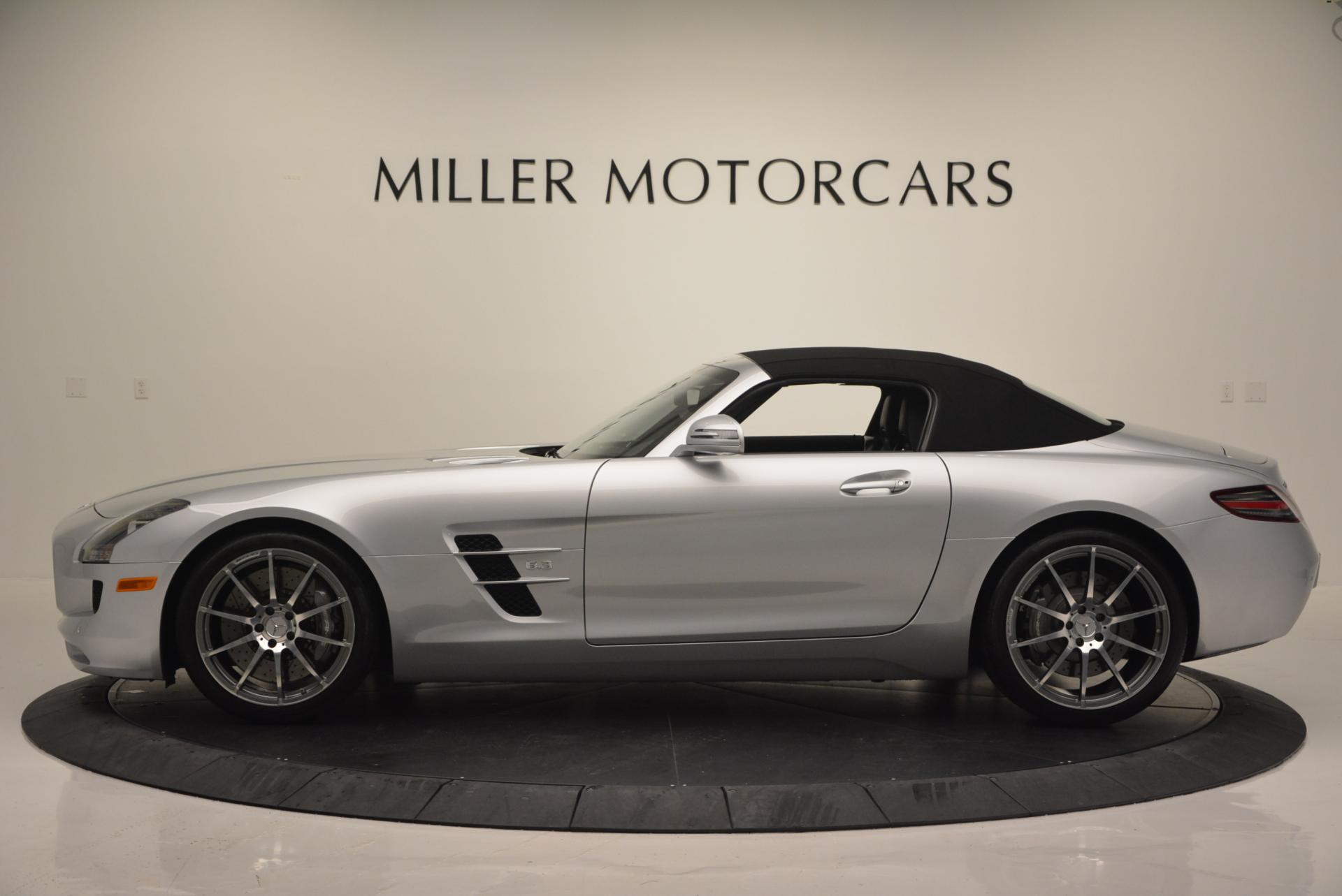 Used 2012 Mercedes Benz SLS AMG  For Sale In Westport, CT 517_p15