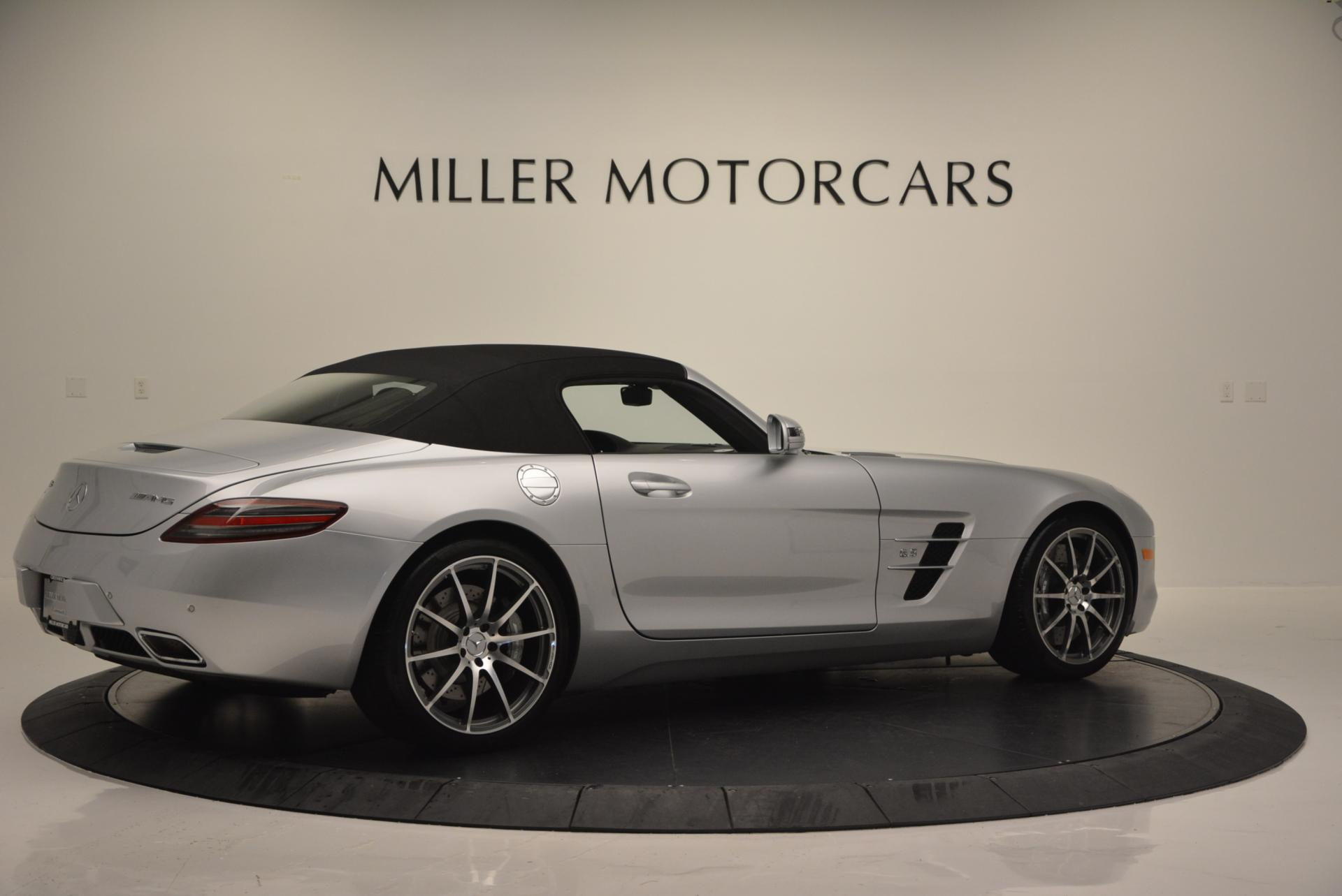 Used 2012 Mercedes Benz SLS AMG  For Sale In Westport, CT 517_p20
