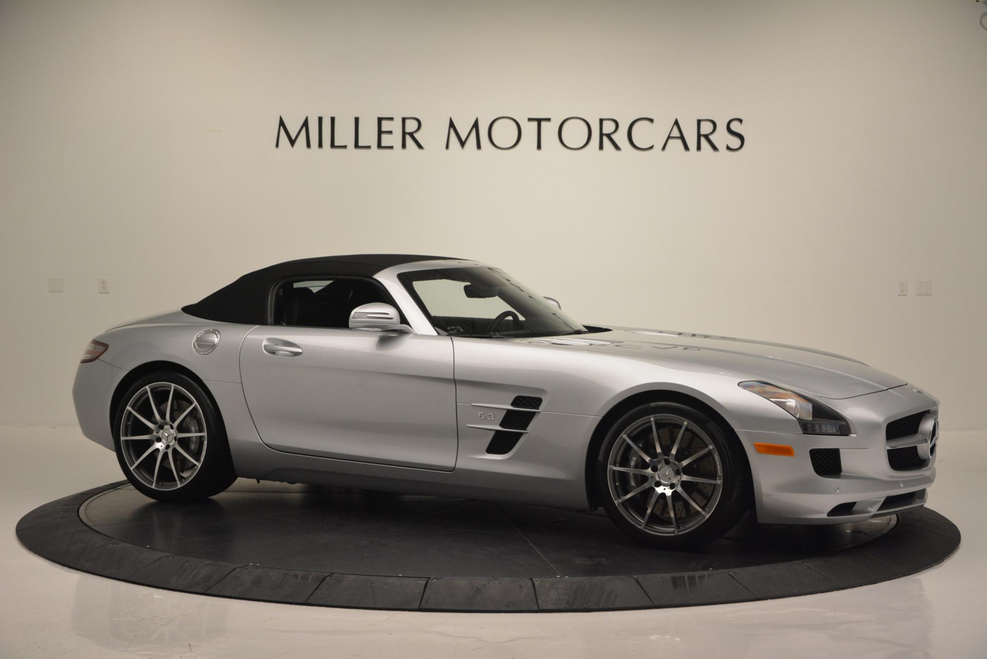 Used 2012 Mercedes Benz SLS AMG  For Sale In Westport, CT 517_p22