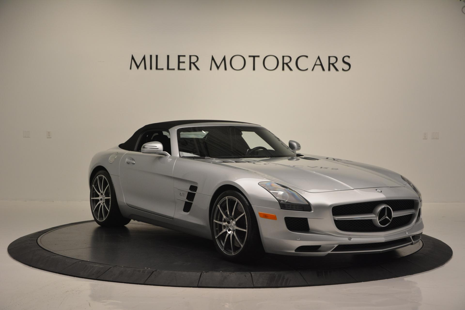 Used 2012 Mercedes Benz SLS AMG  For Sale In Westport, CT 517_p23