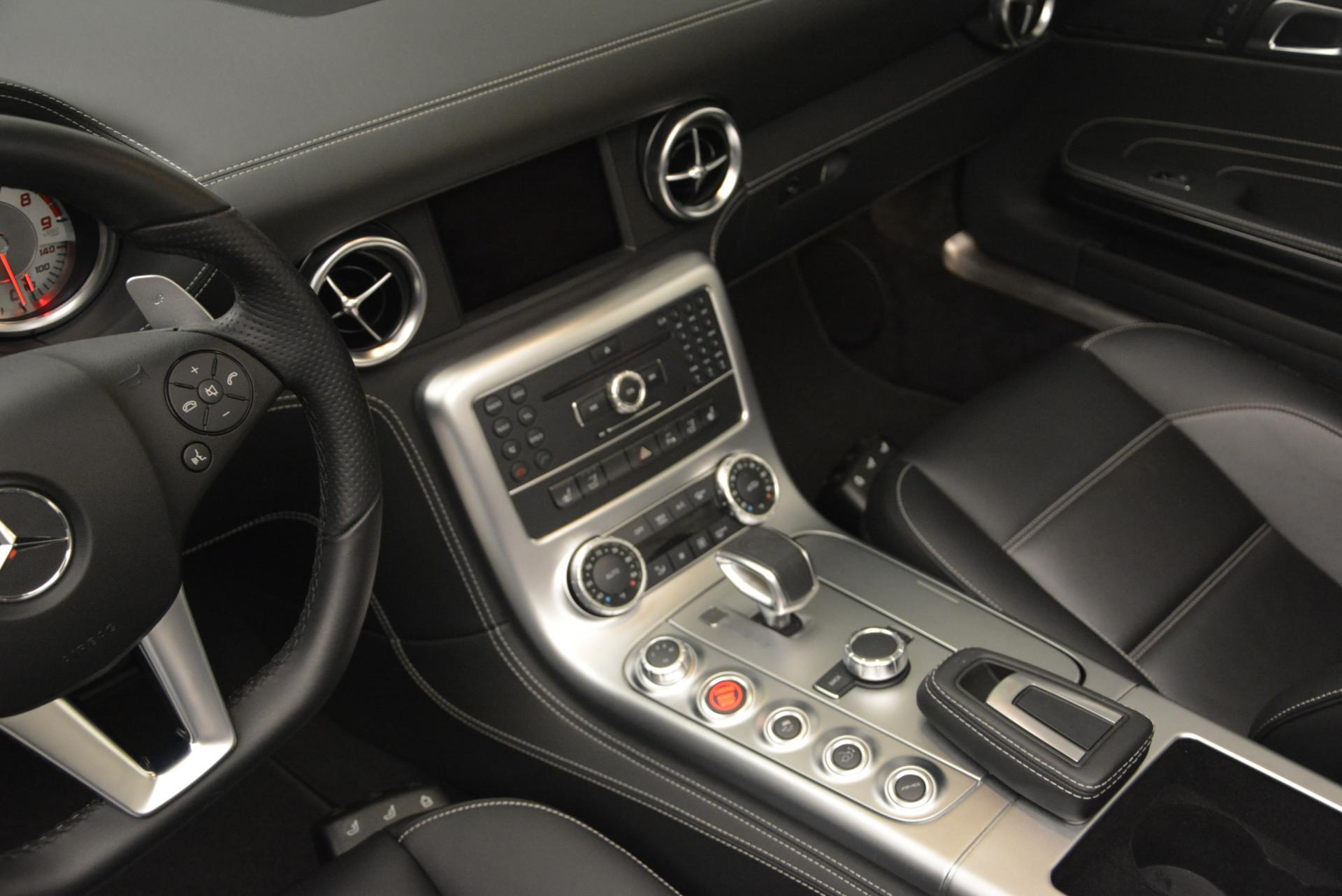 Used 2012 Mercedes Benz SLS AMG  For Sale In Westport, CT 517_p27