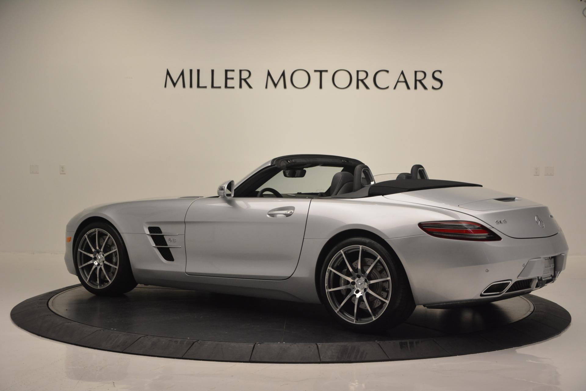 Used 2012 Mercedes Benz SLS AMG  For Sale In Westport, CT 517_p4