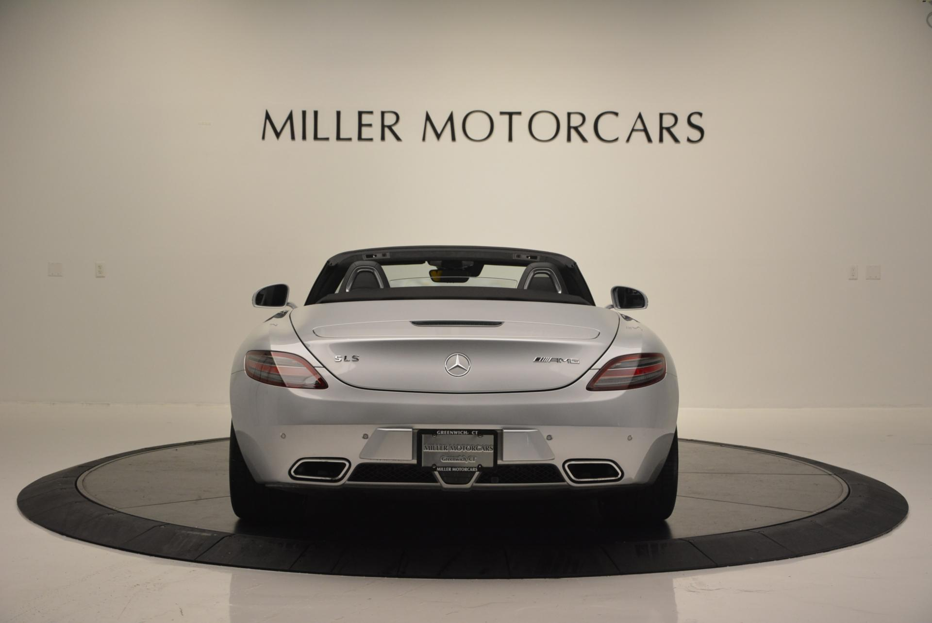 Used 2012 Mercedes Benz SLS AMG  For Sale In Westport, CT 517_p6