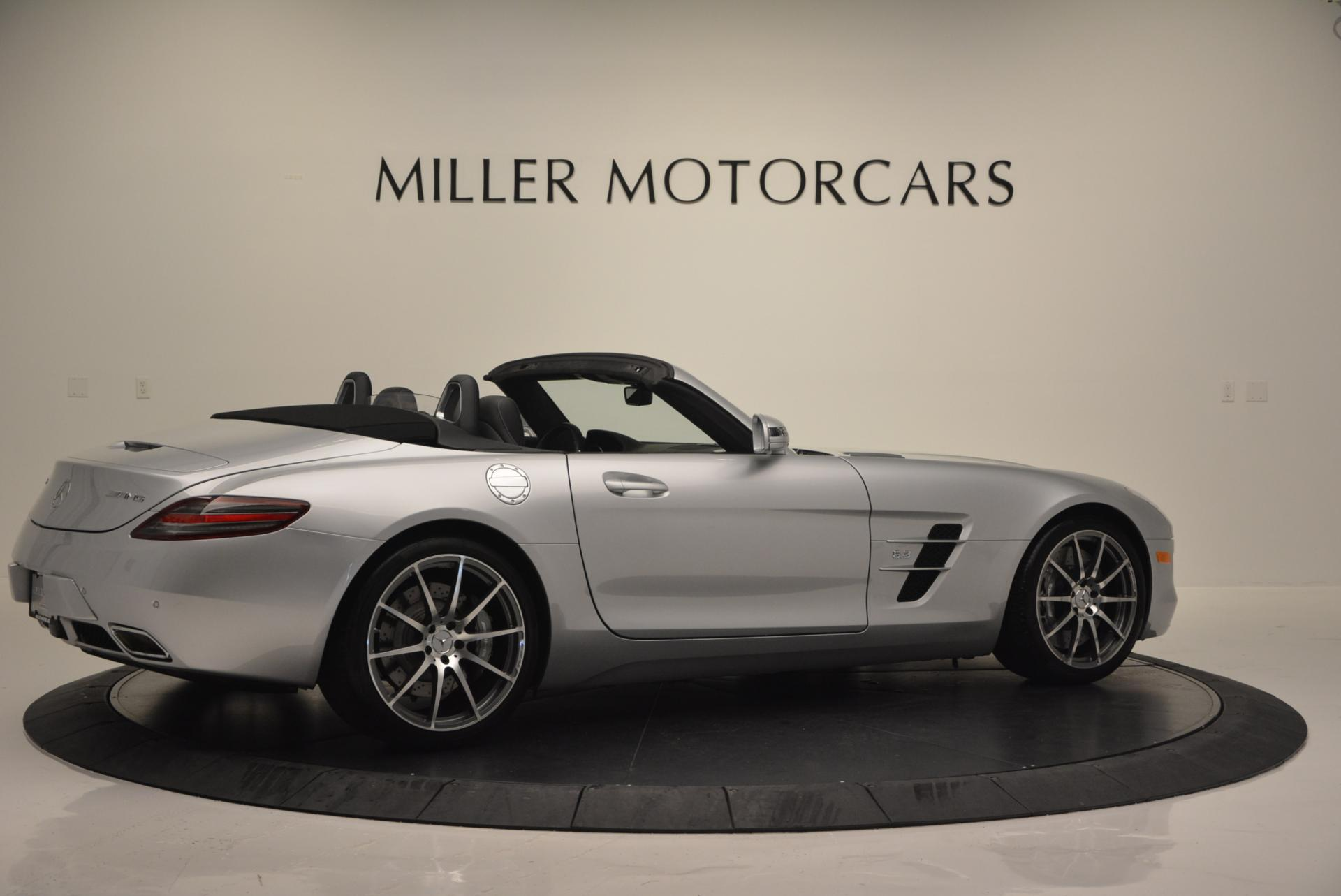 Used 2012 Mercedes Benz SLS AMG  For Sale In Westport, CT 517_p8