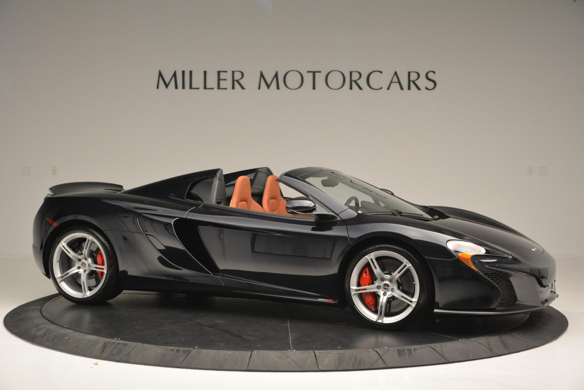 Used 2015 McLaren 650S Spider  For Sale In Westport, CT 518_p10