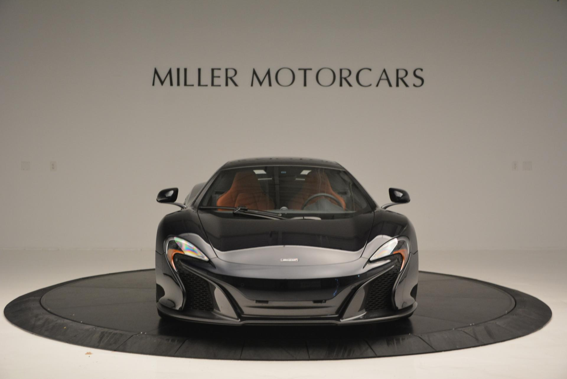 Used 2015 McLaren 650S Spider  For Sale In Westport, CT 518_p15