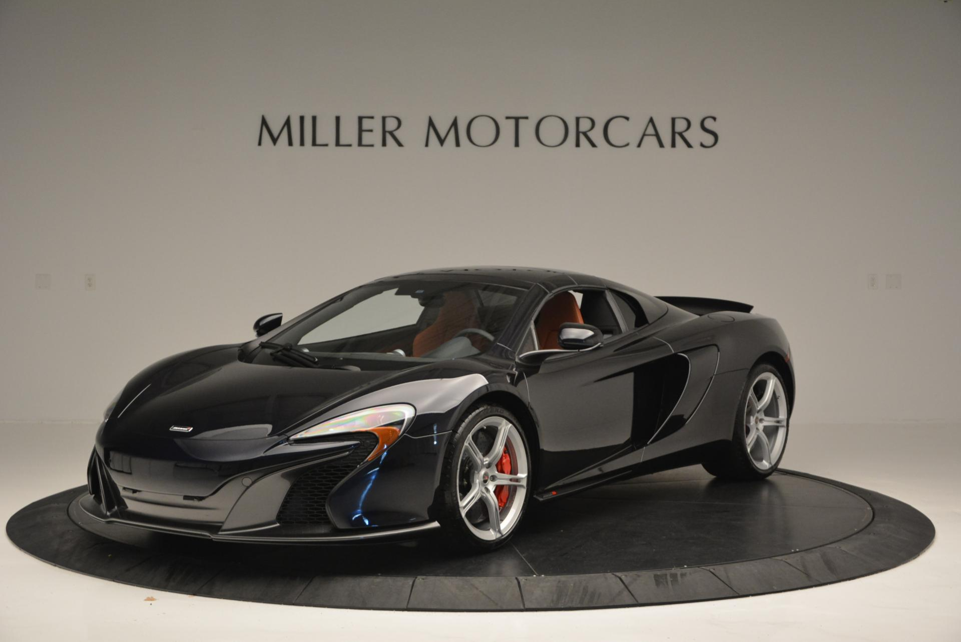 Used 2015 McLaren 650S Spider  For Sale In Westport, CT 518_p16