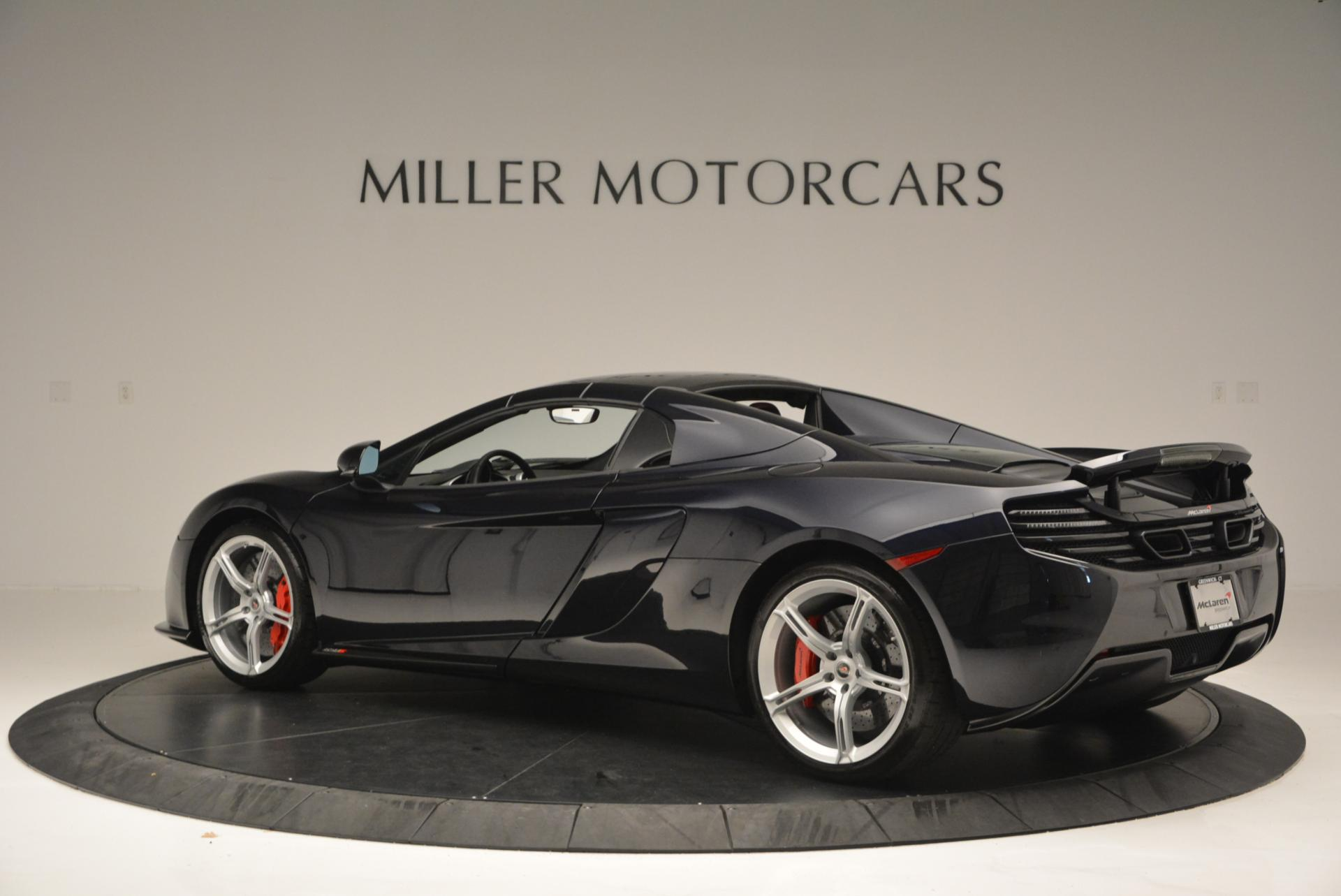 Used 2015 McLaren 650S Spider  For Sale In Westport, CT 518_p18
