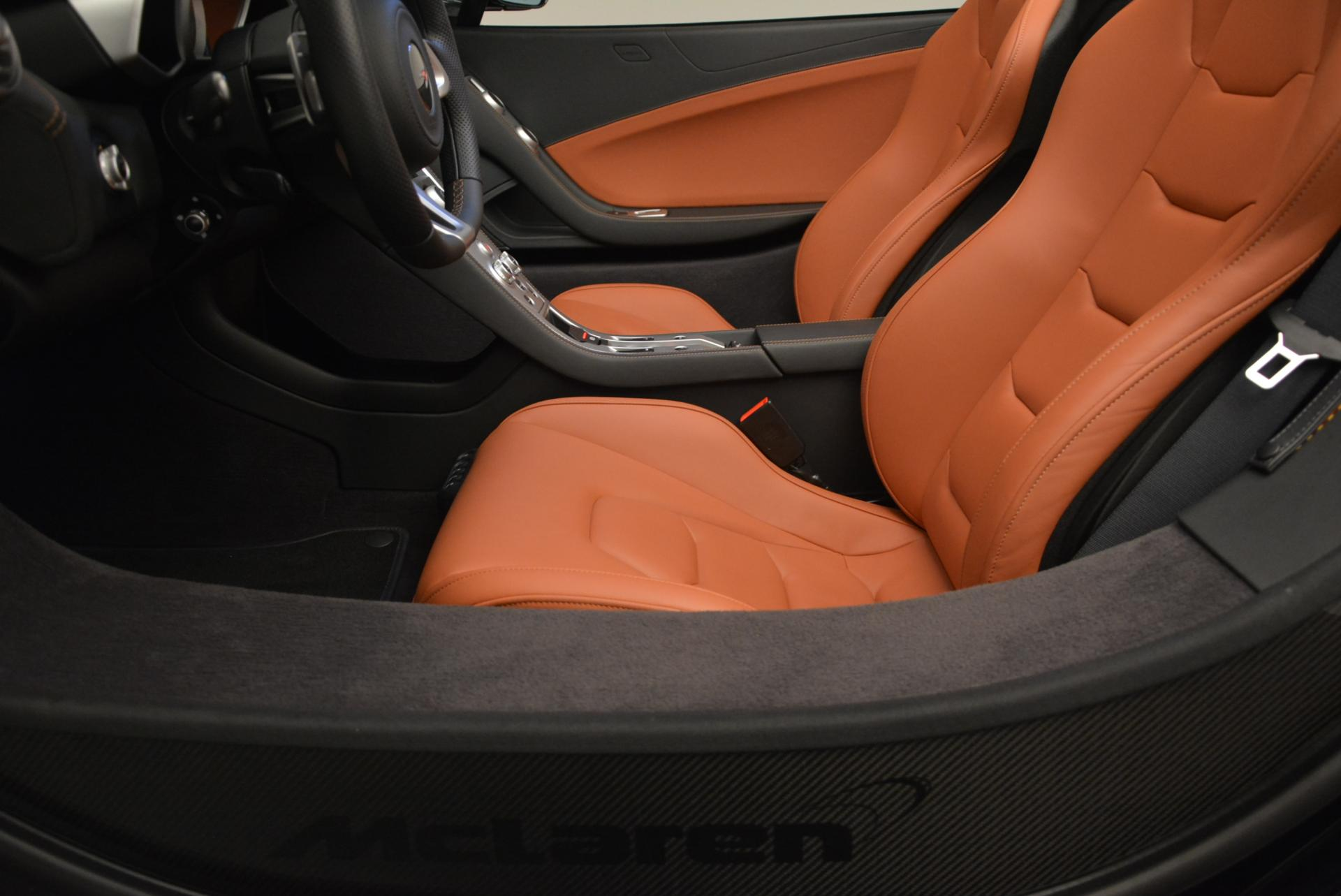 Used 2015 McLaren 650S Spider  For Sale In Westport, CT 518_p27