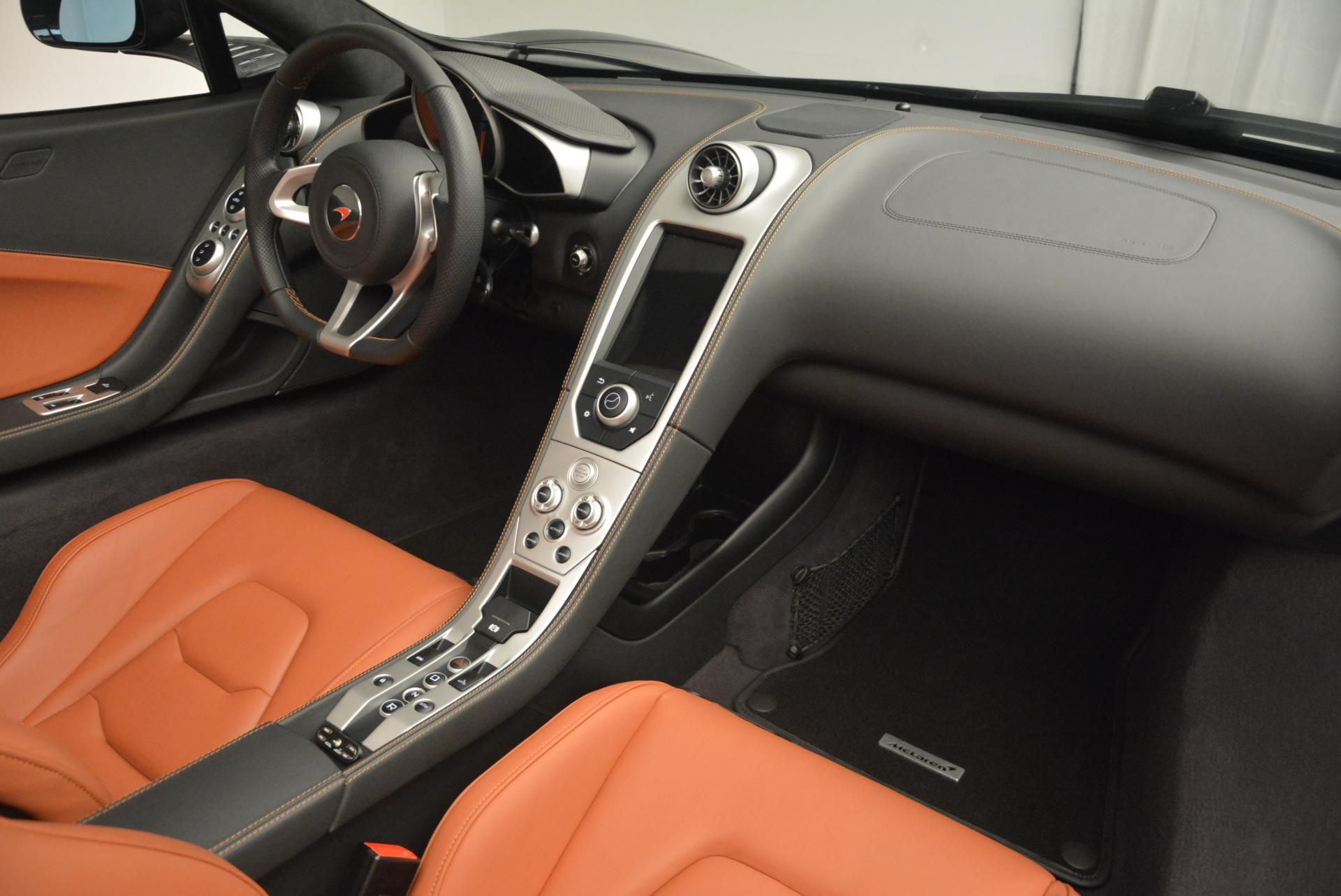 Used 2015 McLaren 650S Spider  For Sale In Westport, CT 518_p28
