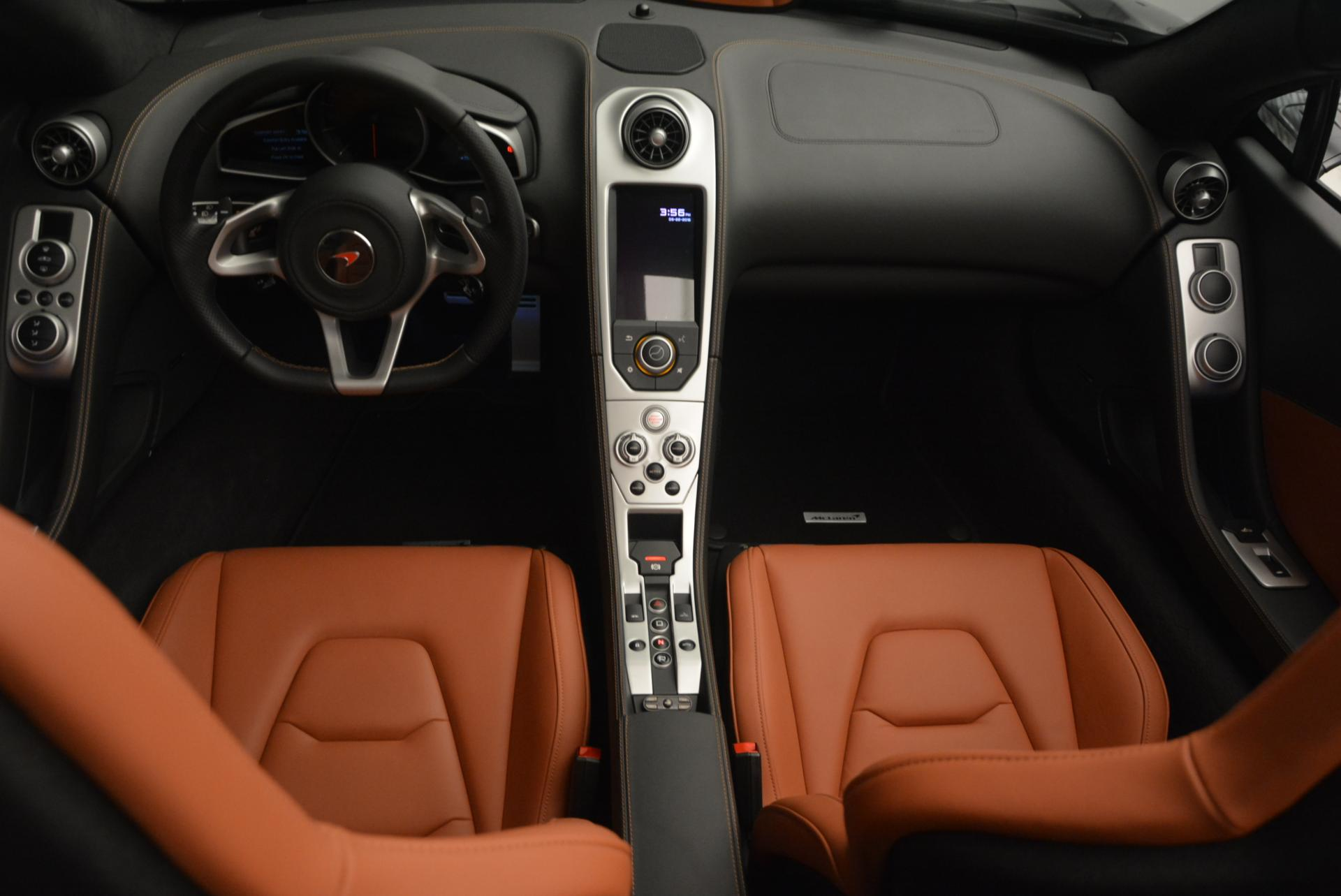 Used 2015 McLaren 650S Spider  For Sale In Westport, CT 518_p30