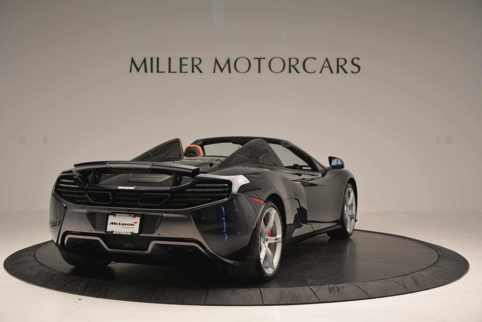 Used 2015 McLaren 650S Spider  For Sale In Westport, CT 518_p7