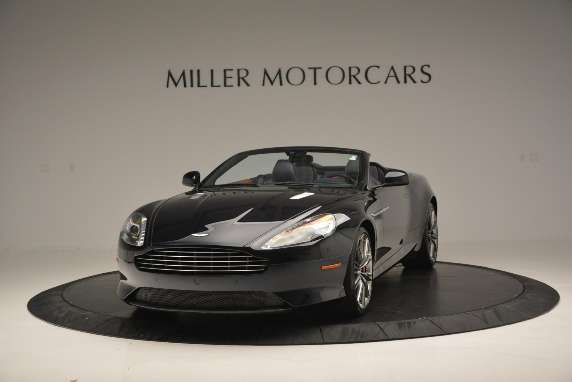 Used 2014 Aston Martin DB9 Volante For Sale In Westport, CT 519_main