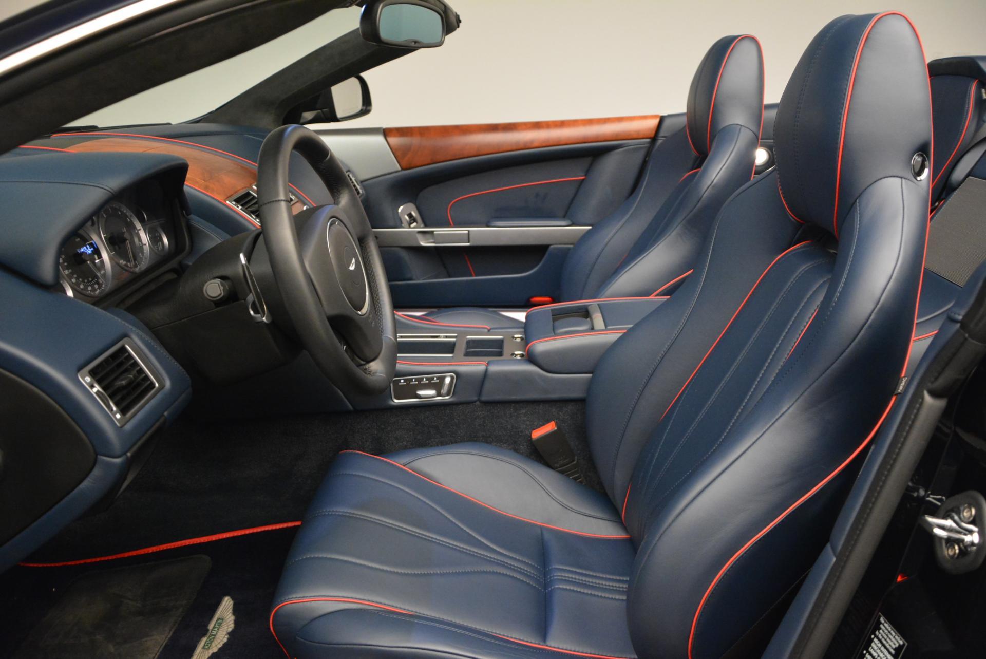 Used 2014 Aston Martin DB9 Volante For Sale In Westport, CT 519_p13