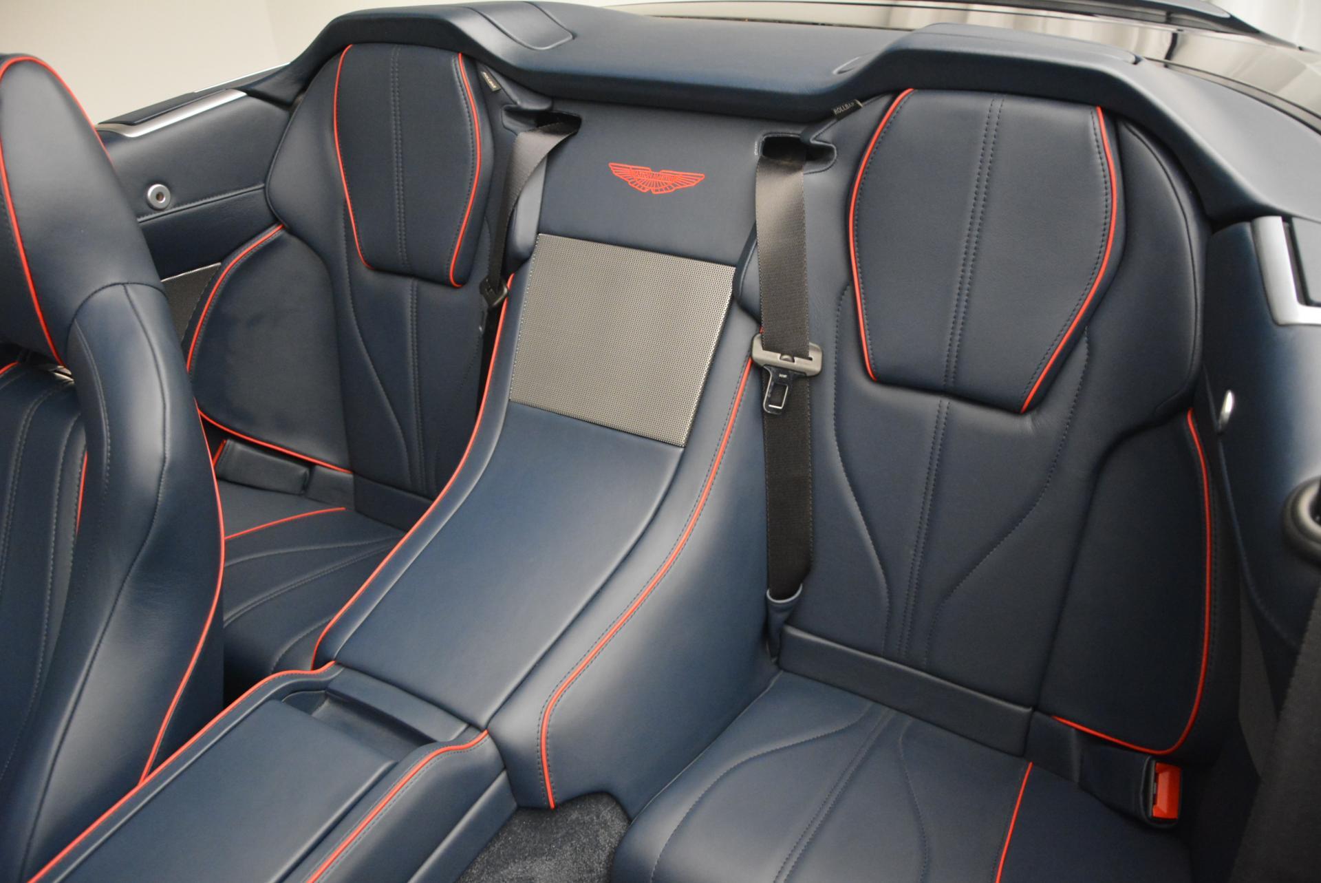 Used 2014 Aston Martin DB9 Volante For Sale In Westport, CT 519_p16