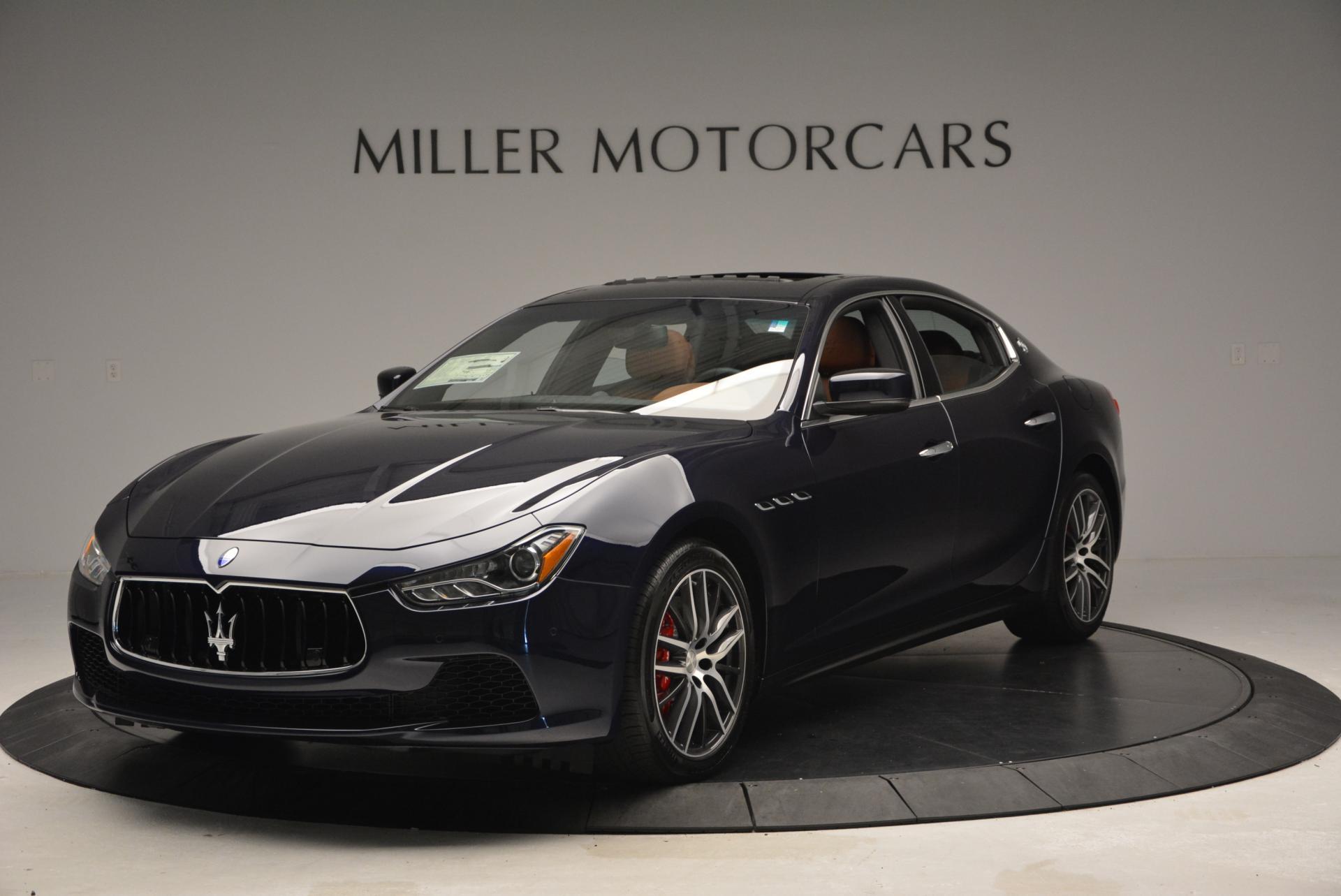 New 2016 Maserati Ghibli S Q4 For Sale In Westport, CT 52_main