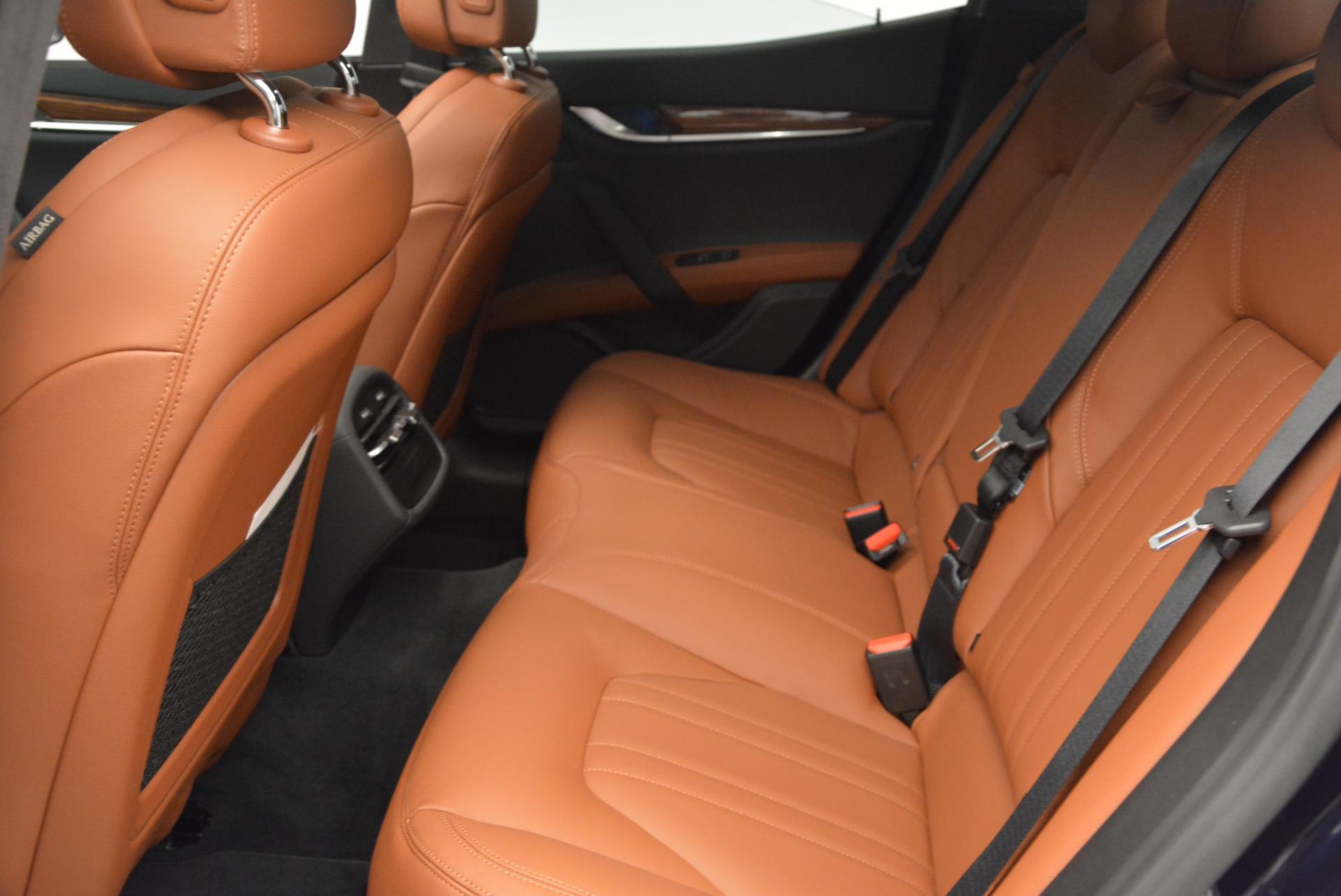 New 2016 Maserati Ghibli S Q4 For Sale In Westport, CT 52_p17
