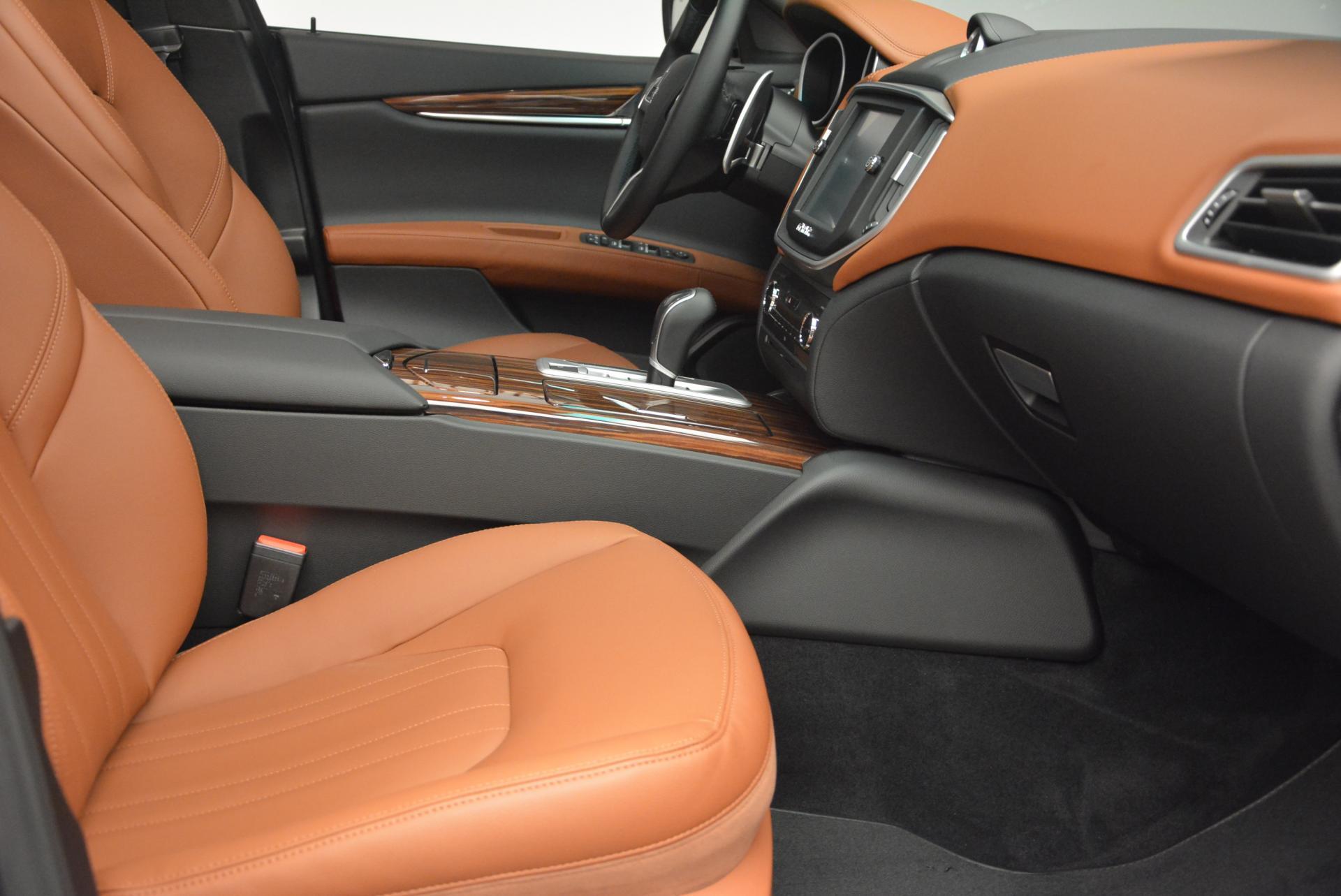 New 2016 Maserati Ghibli S Q4 For Sale In Westport, CT 52_p20