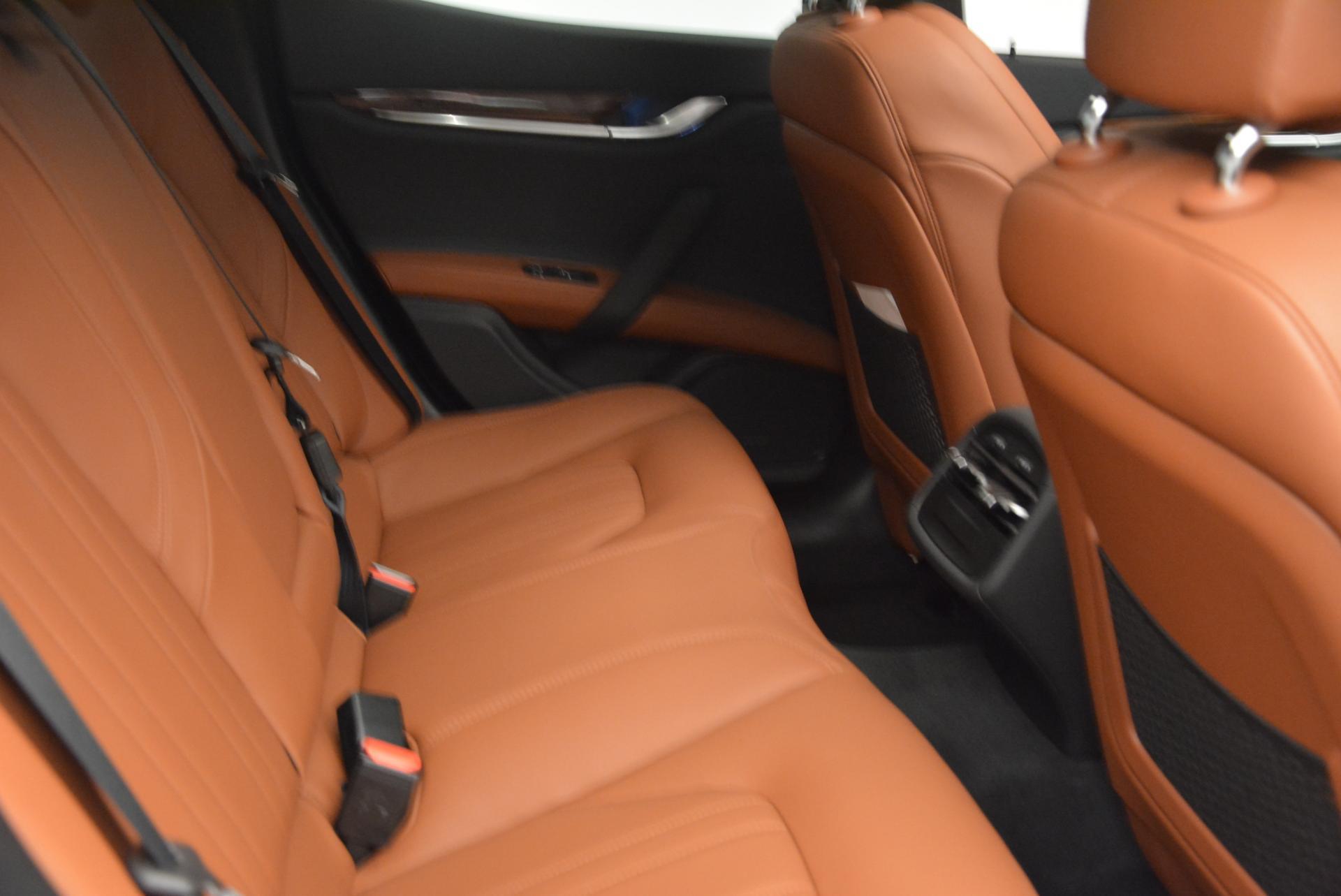 New 2016 Maserati Ghibli S Q4 For Sale In Westport, CT 52_p23