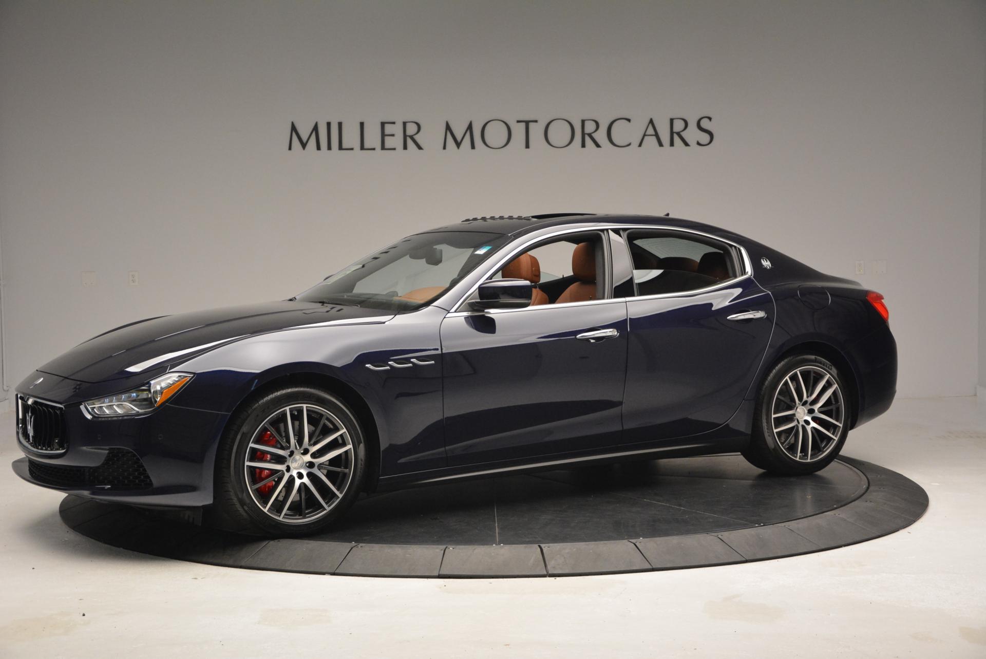 New 2016 Maserati Ghibli S Q4 For Sale In Westport, CT 52_p2