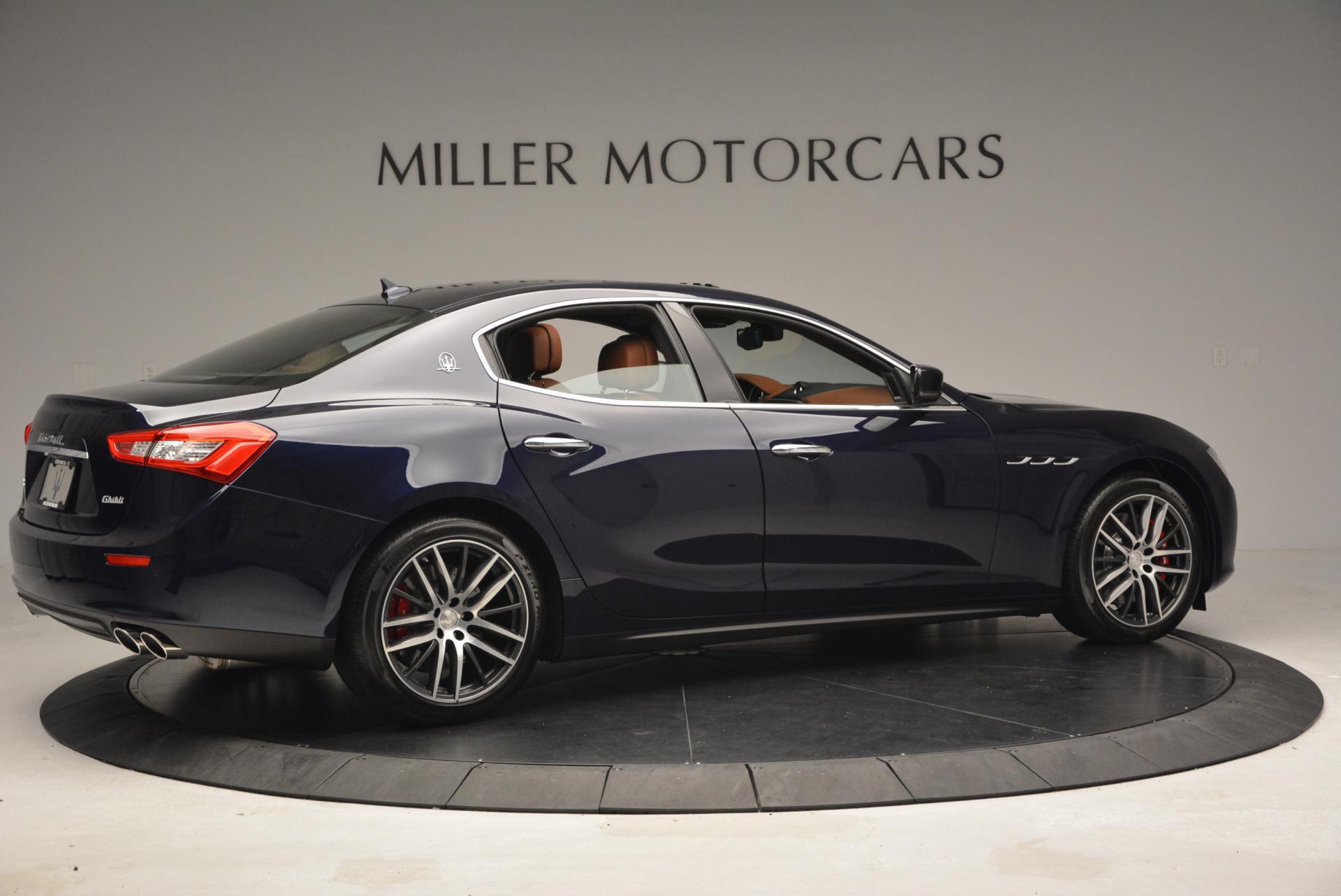 New 2016 Maserati Ghibli S Q4 For Sale In Westport, CT 52_p8