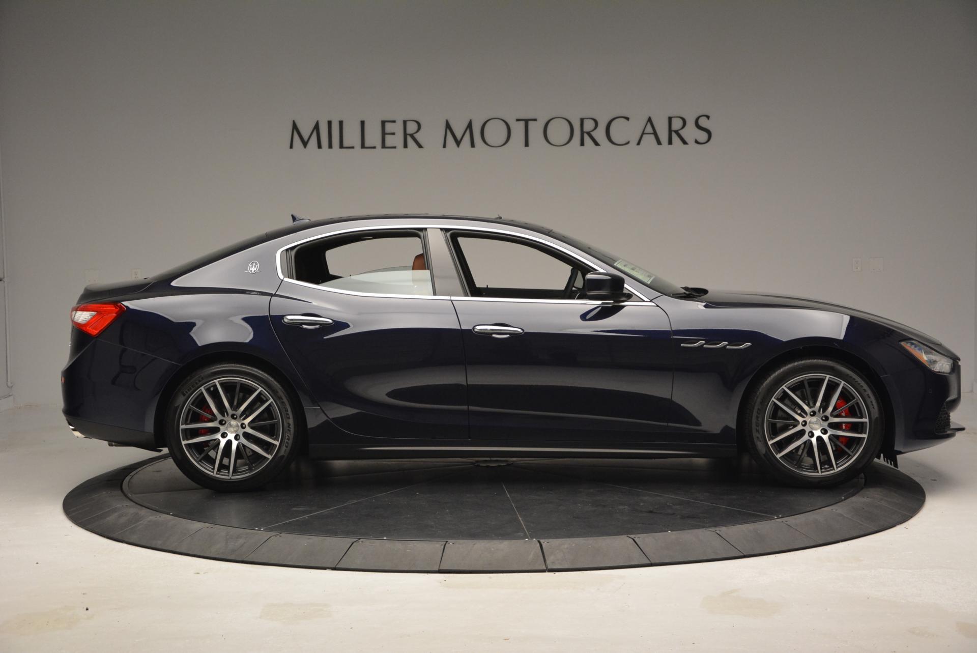 New 2016 Maserati Ghibli S Q4 For Sale In Westport, CT 52_p9