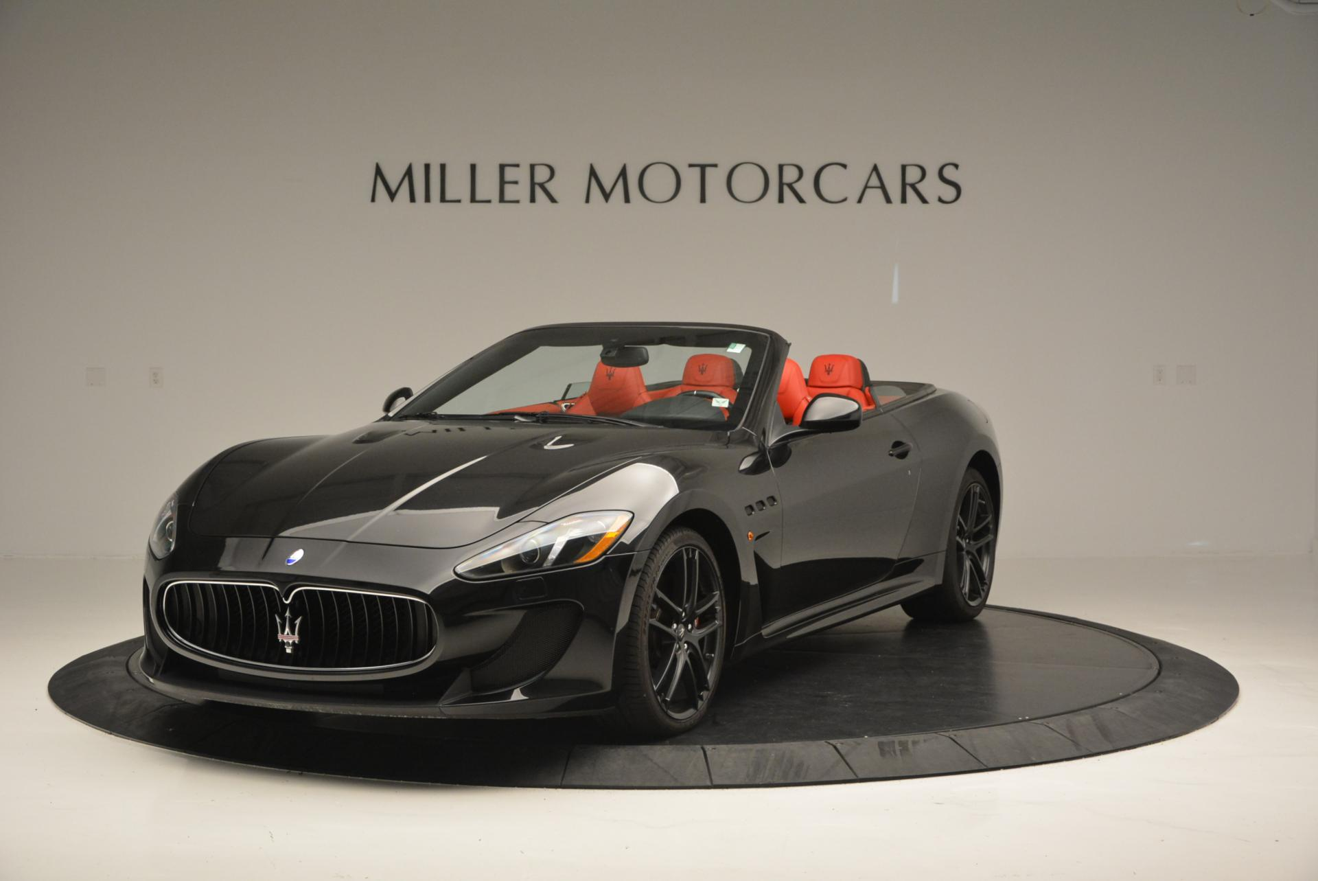 Used 2013 Maserati GranTurismo MC For Sale In Westport, CT 521_main
