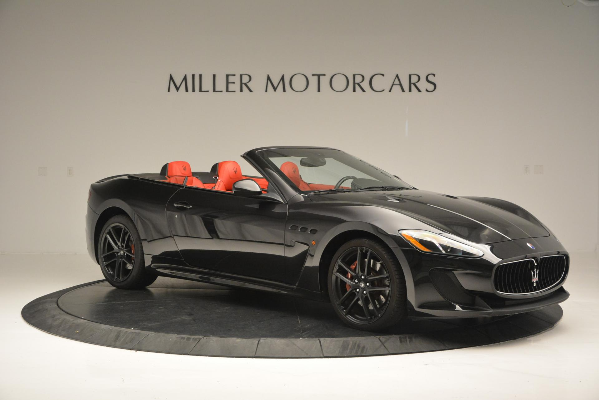 Used 2013 Maserati GranTurismo MC For Sale In Westport, CT 521_p10