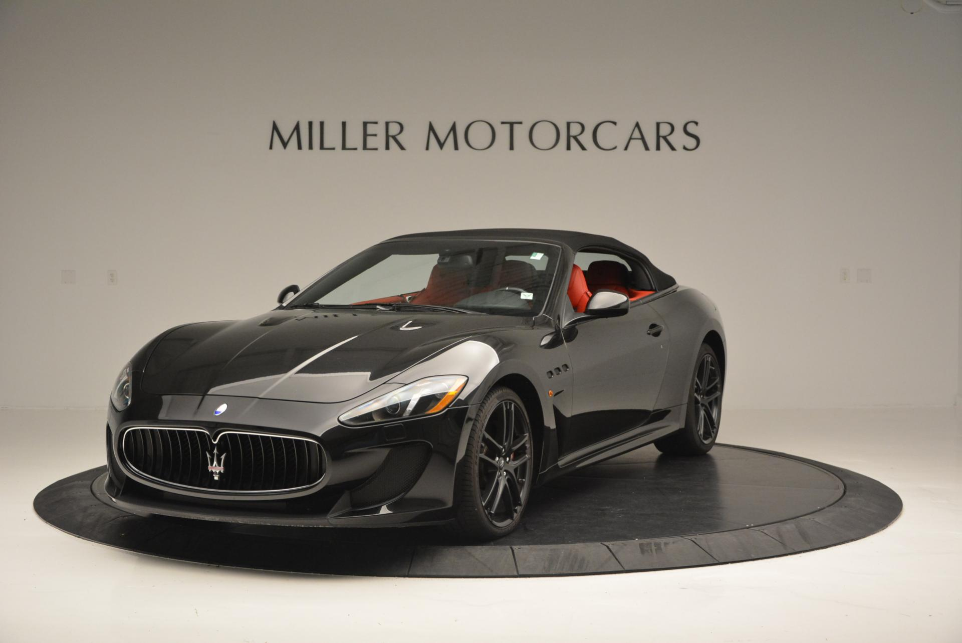 Used 2013 Maserati GranTurismo MC For Sale In Westport, CT 521_p13