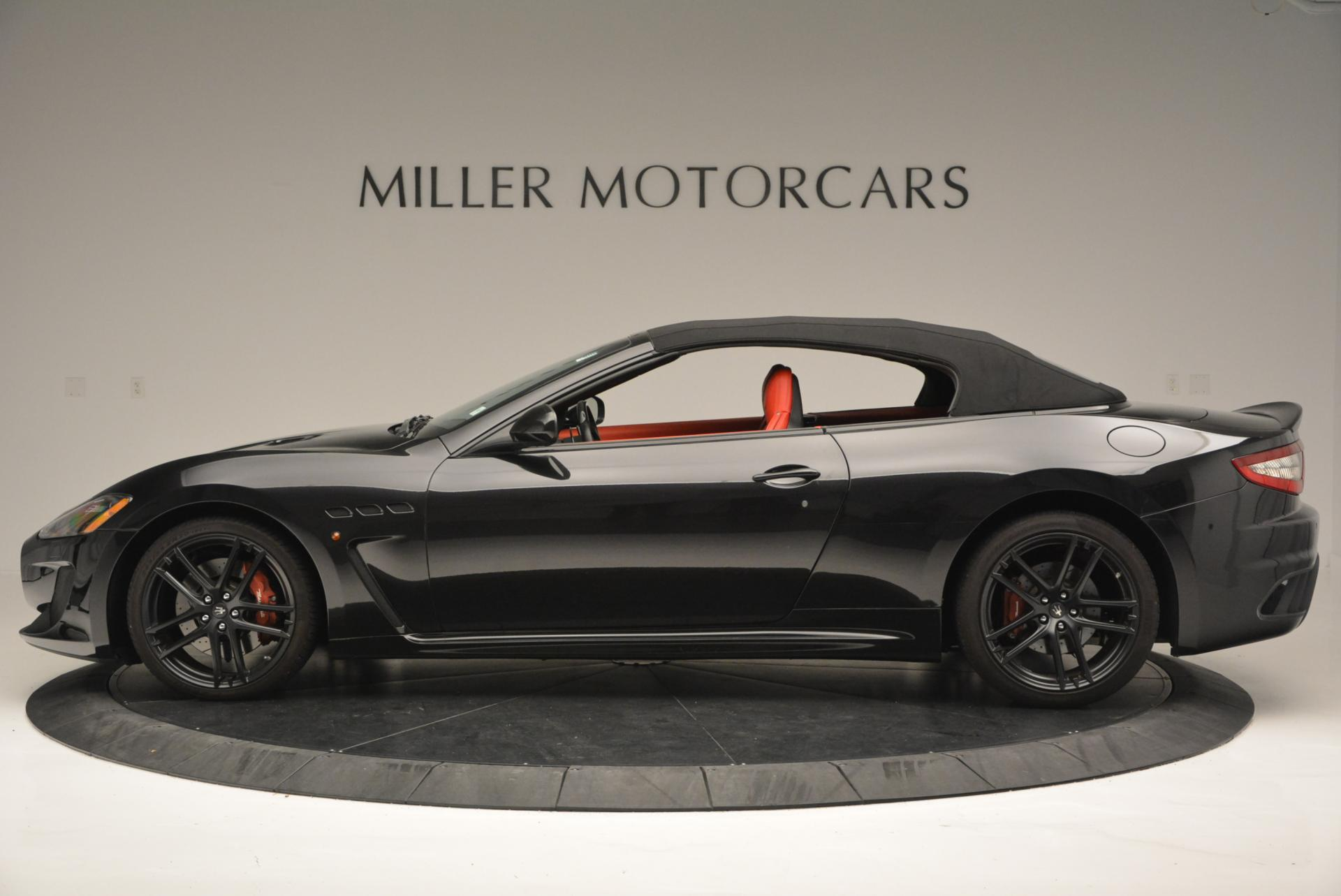 Used 2013 Maserati GranTurismo MC For Sale In Westport, CT 521_p15