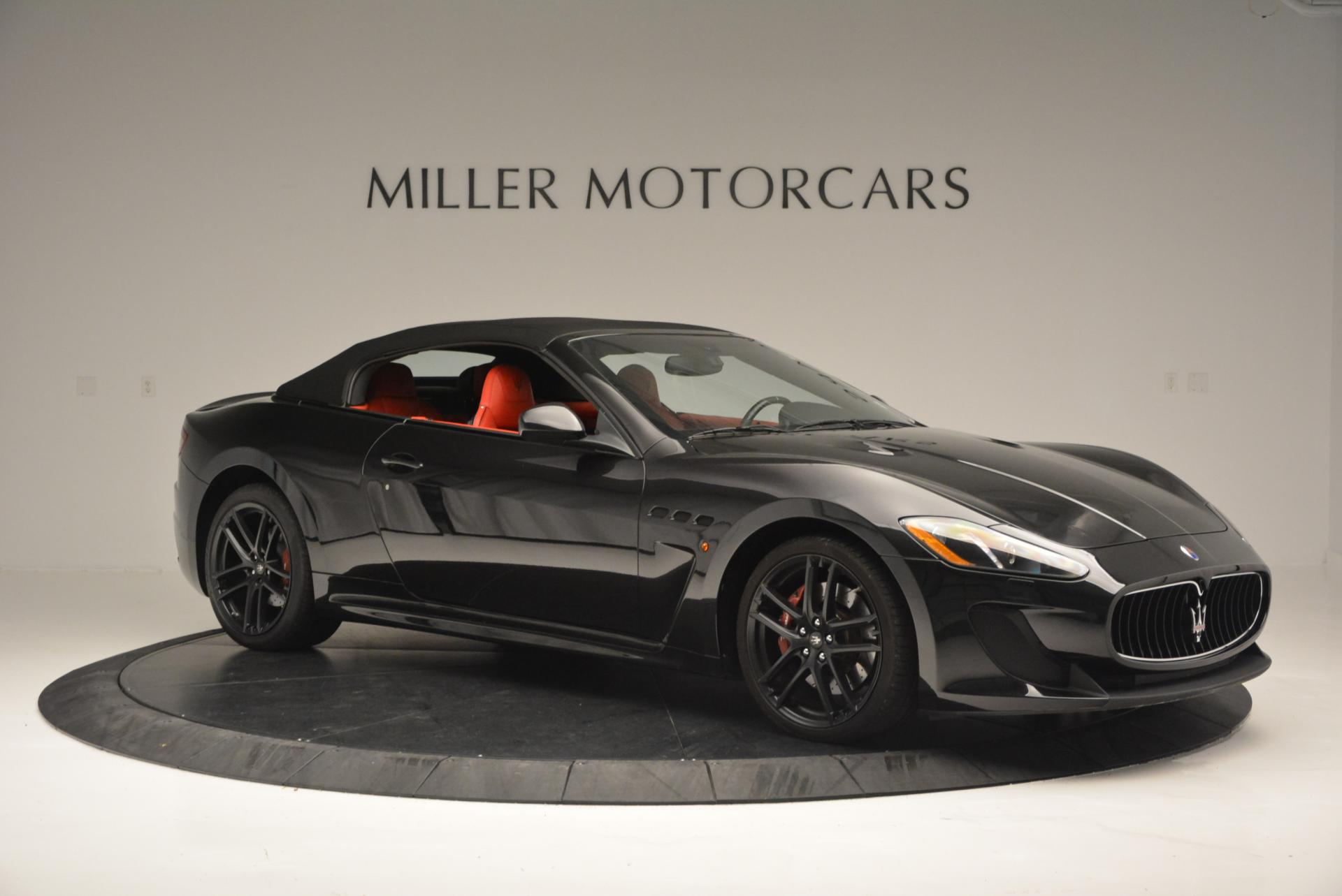 Used 2013 Maserati GranTurismo MC For Sale In Westport, CT 521_p17