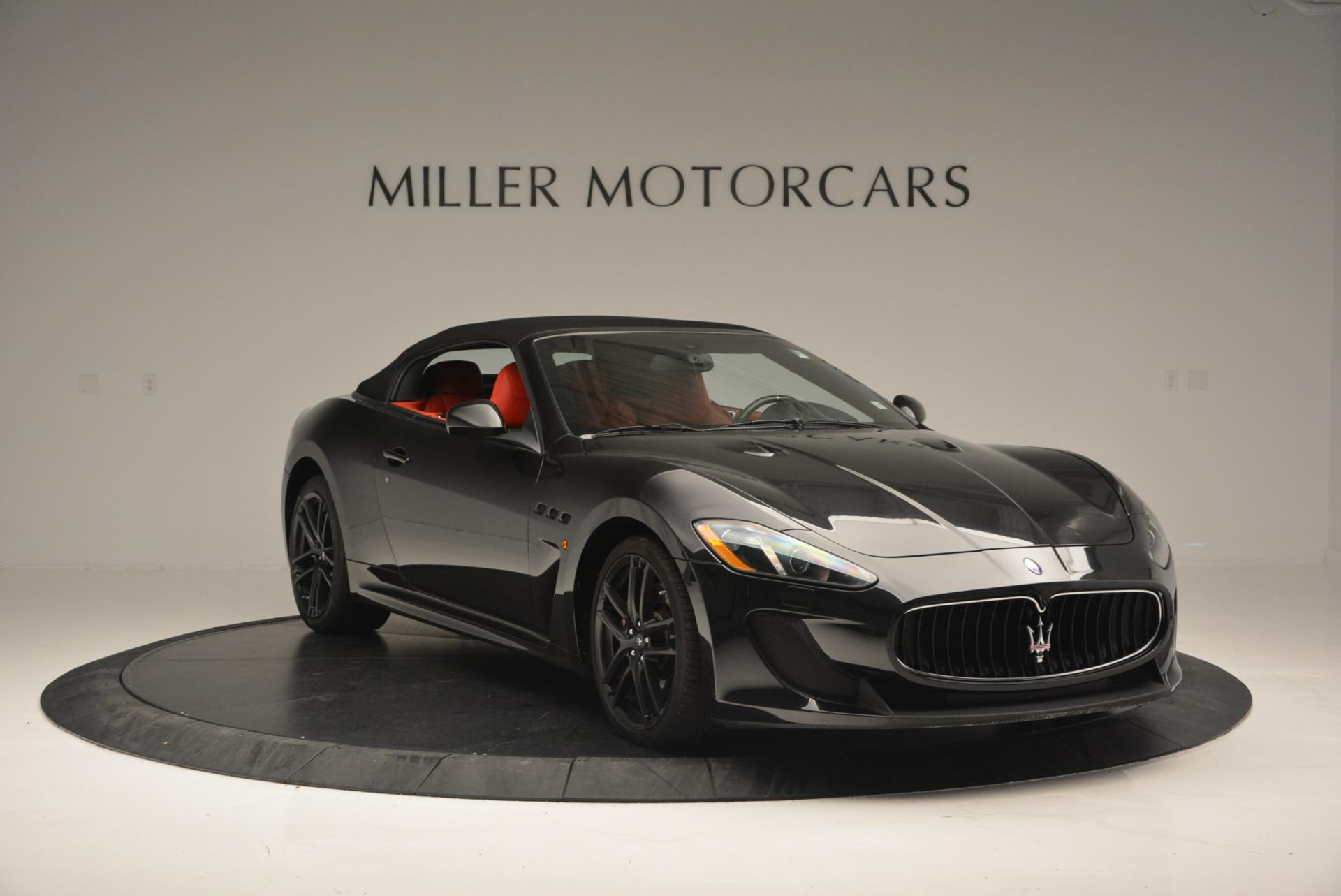 Used 2013 Maserati GranTurismo MC For Sale In Westport, CT 521_p18