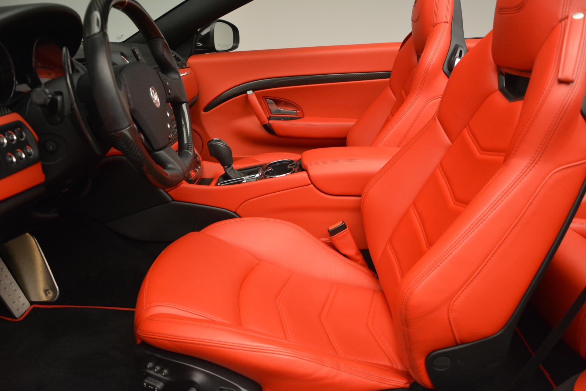 Used 2013 Maserati GranTurismo MC For Sale In Westport, CT 521_p23