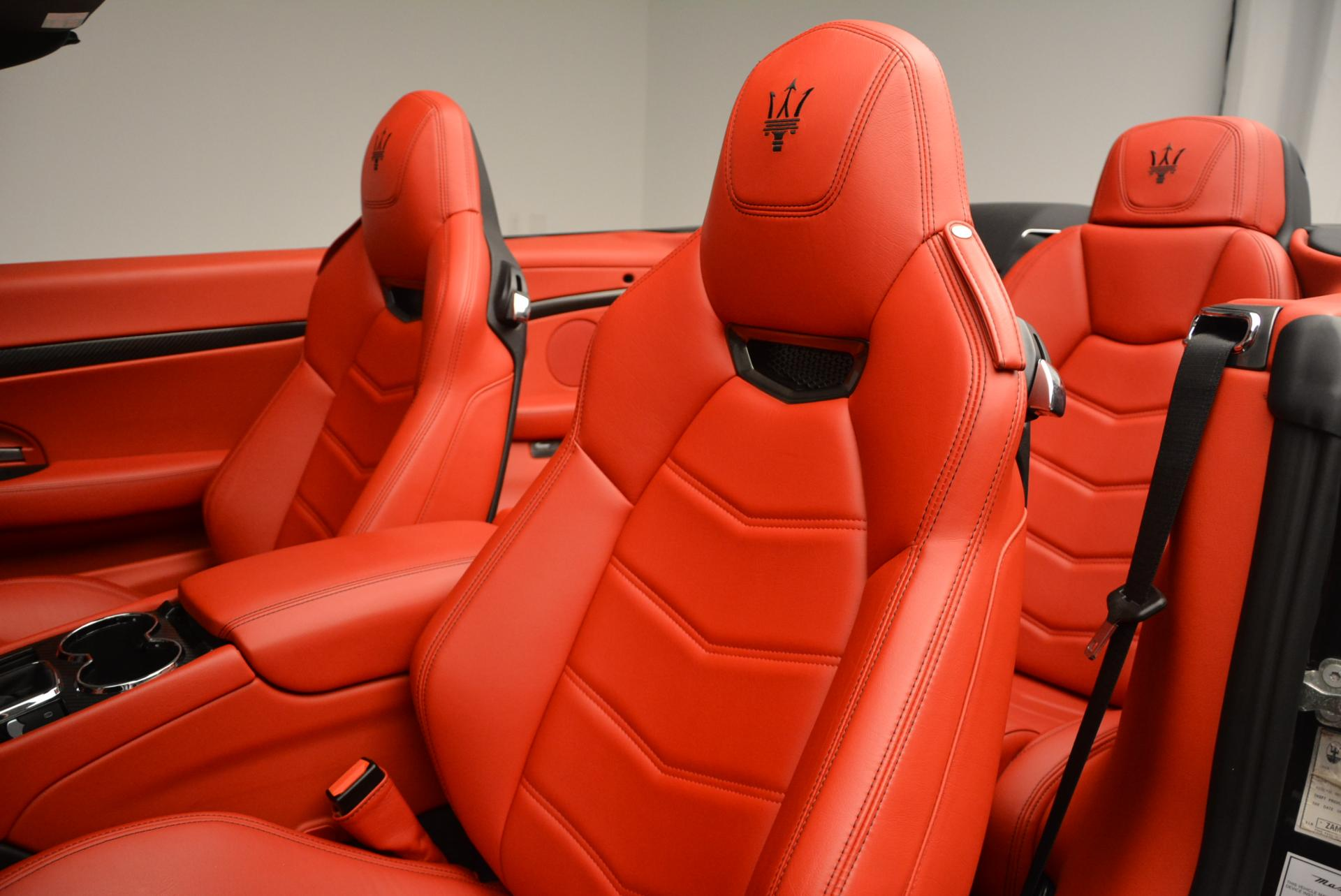 Used 2013 Maserati GranTurismo MC For Sale In Westport, CT 521_p24