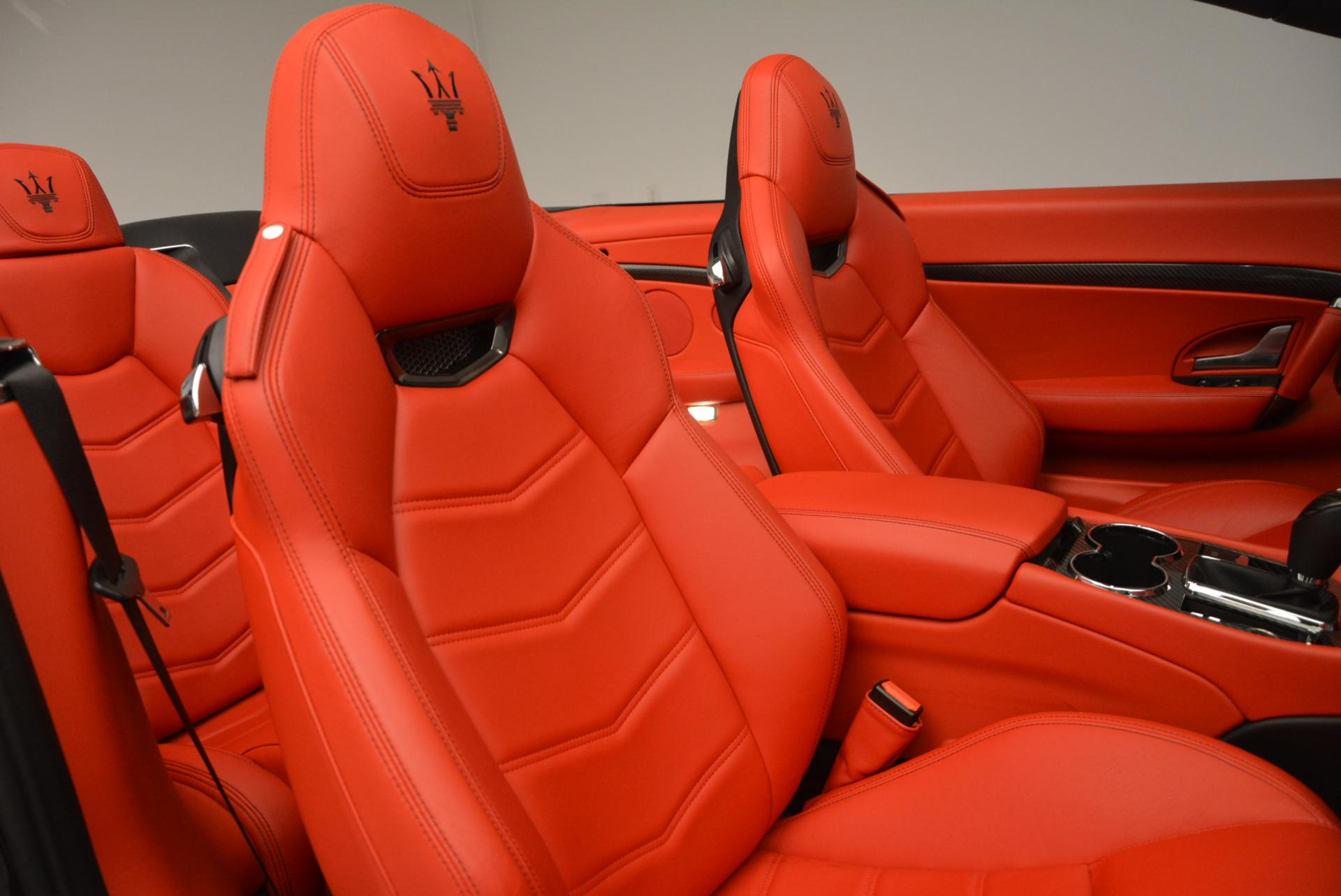 Used 2013 Maserati GranTurismo MC For Sale In Westport, CT 521_p29