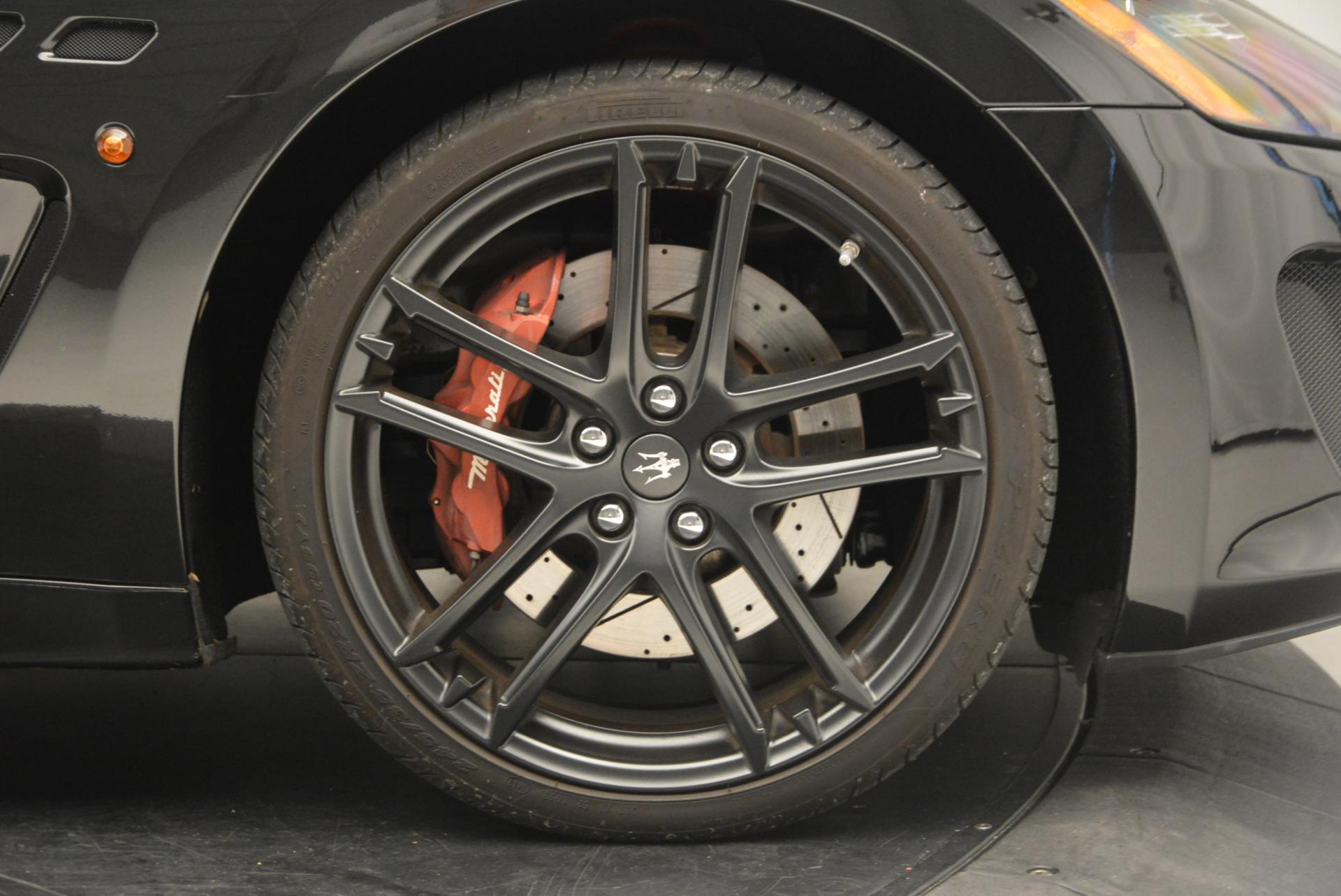 Used 2013 Maserati GranTurismo MC For Sale In Westport, CT 521_p37